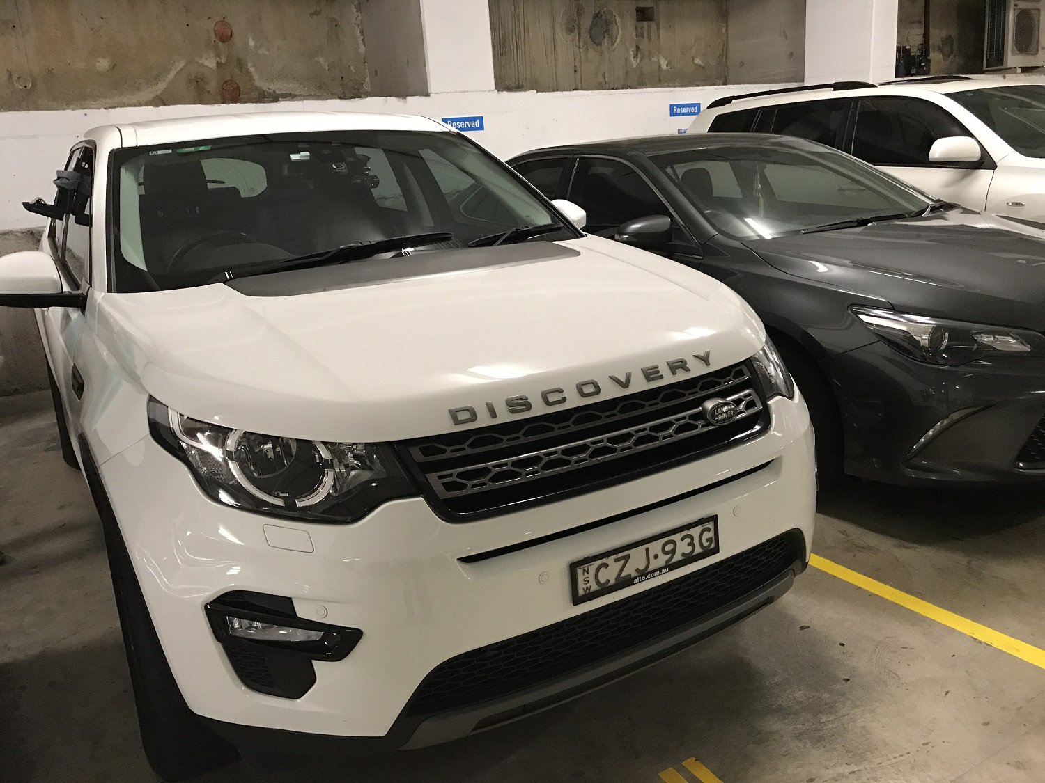 Picture of Yingying's 2015 Land Rover Discovery Sport