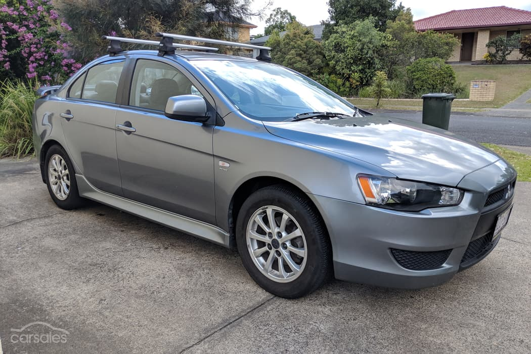 Picture of Brendan's 2012 Mitsubishi Lancer