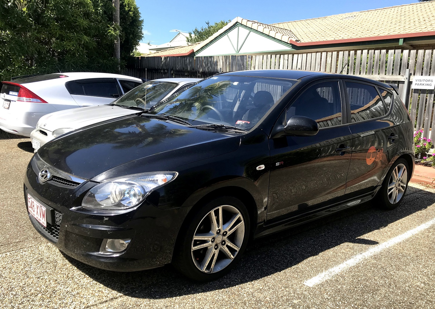 Picture of Brian's 2010 Hyundai i30