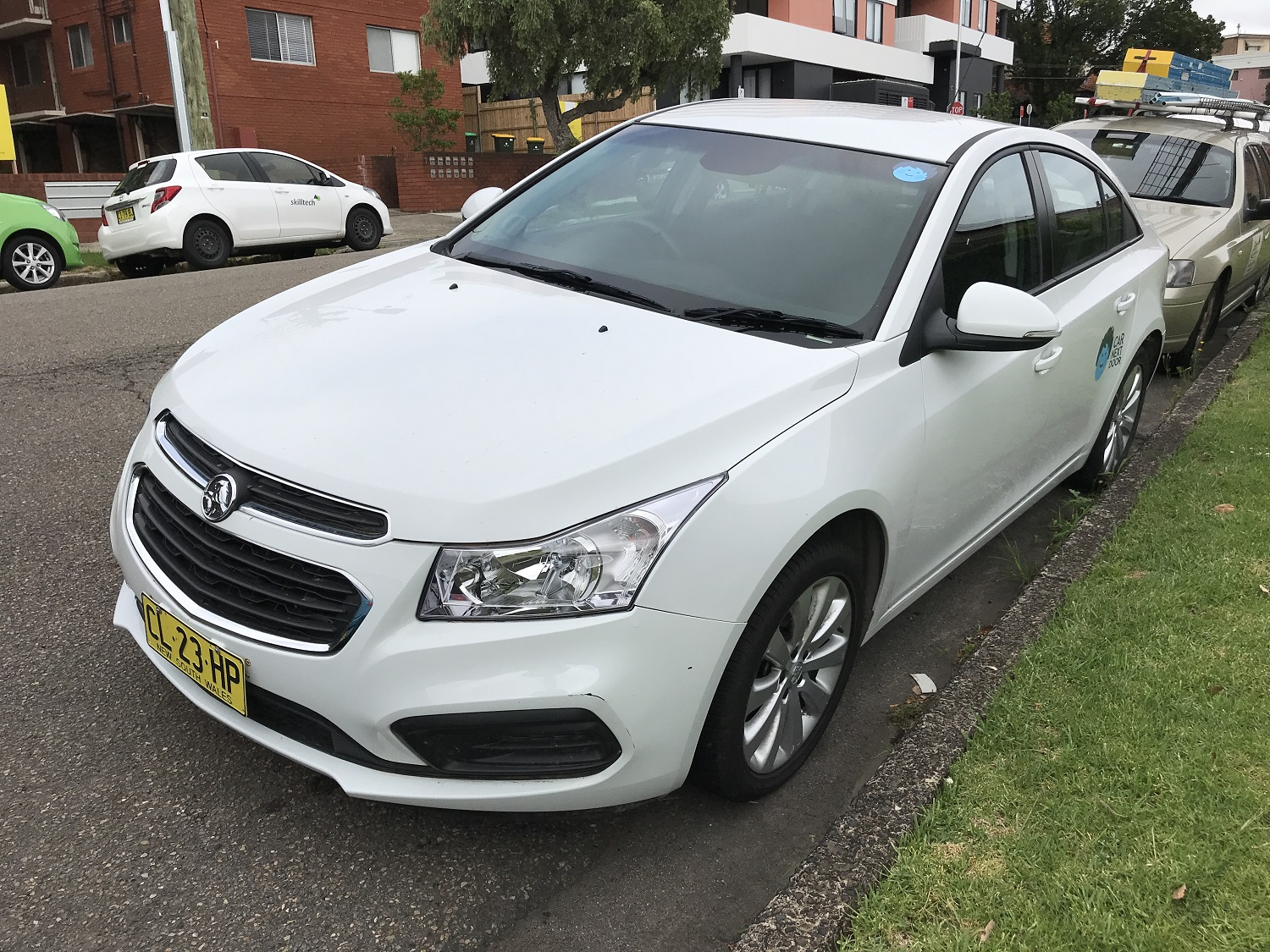 Picture of Paul's 2016 Holden Cruze