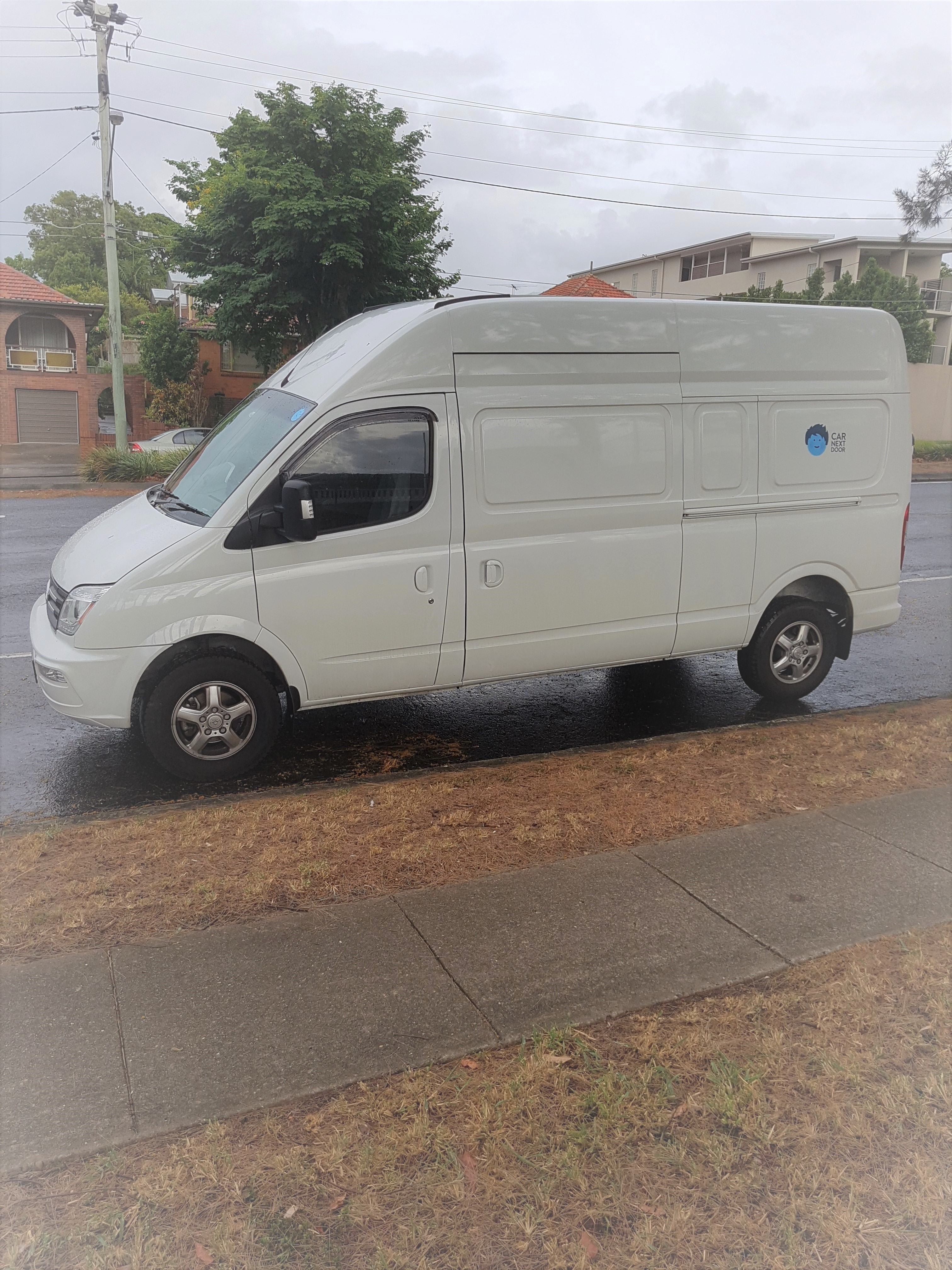 Picture of Rohan's 2018 LDV V80