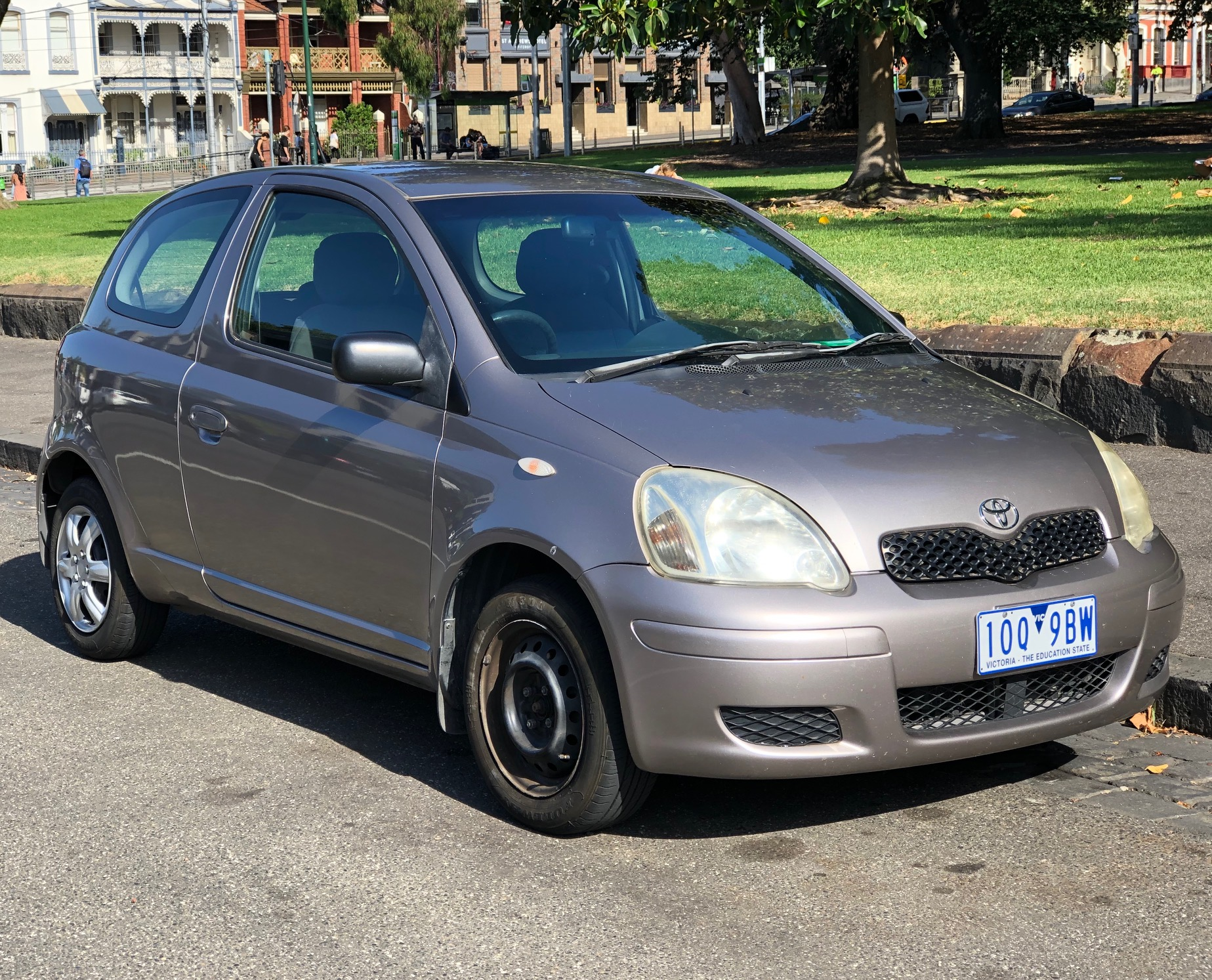 Picture of Imogen's 2003 Toyota Echo