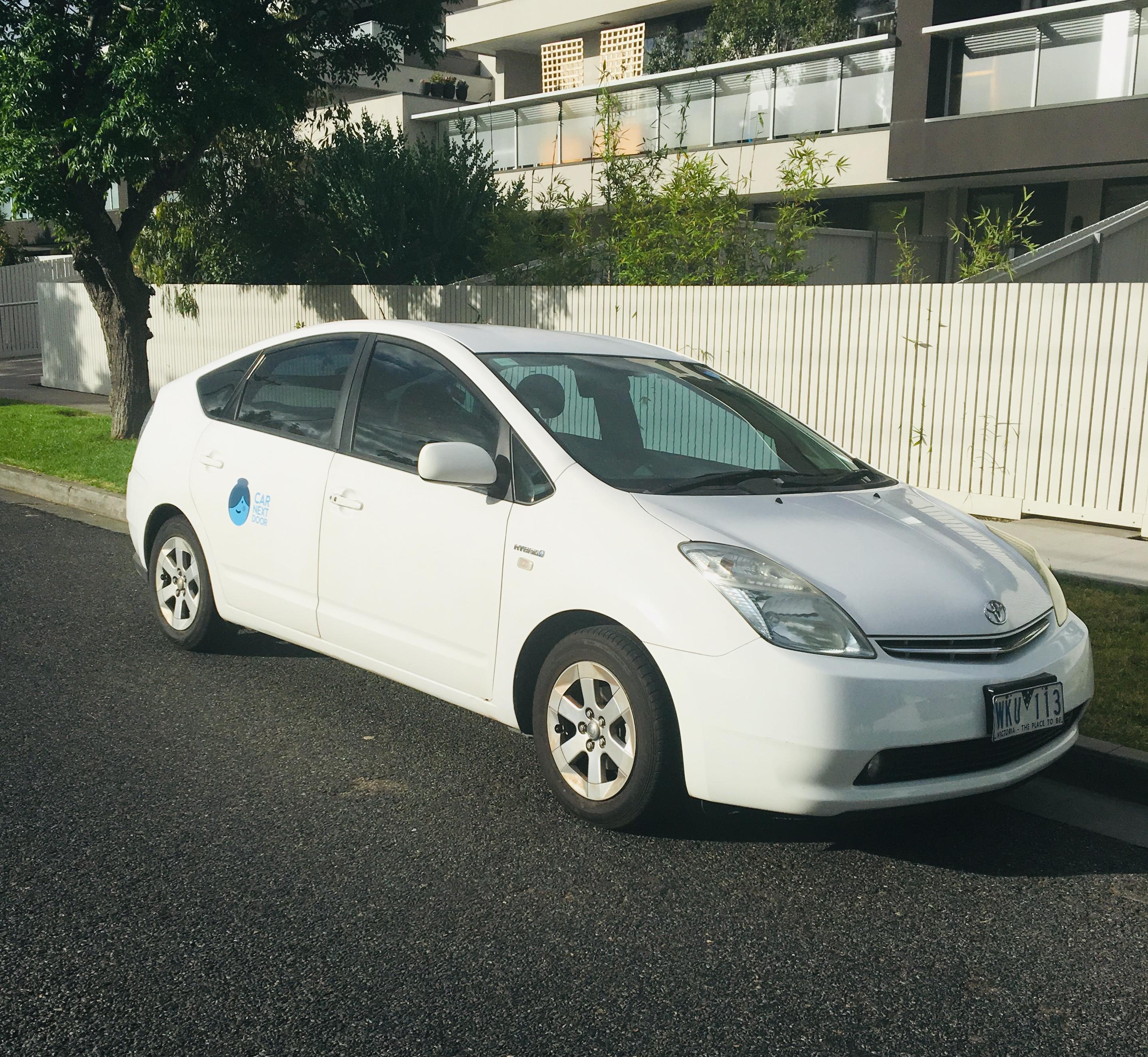 Picture of Henriette's 2008 Toyota Prius