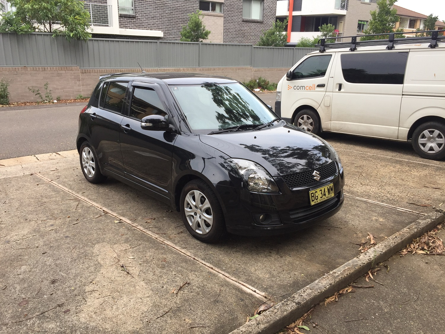 Picture of Francesco's 2009 Suzuki Swift