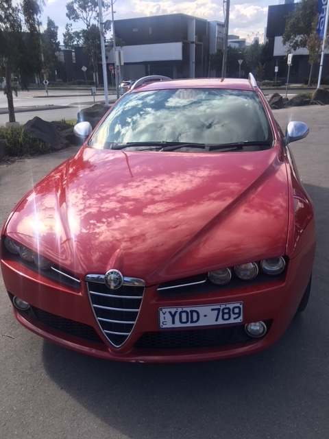 Picture of Vincenzo's 2011 Alfa Romeo 159