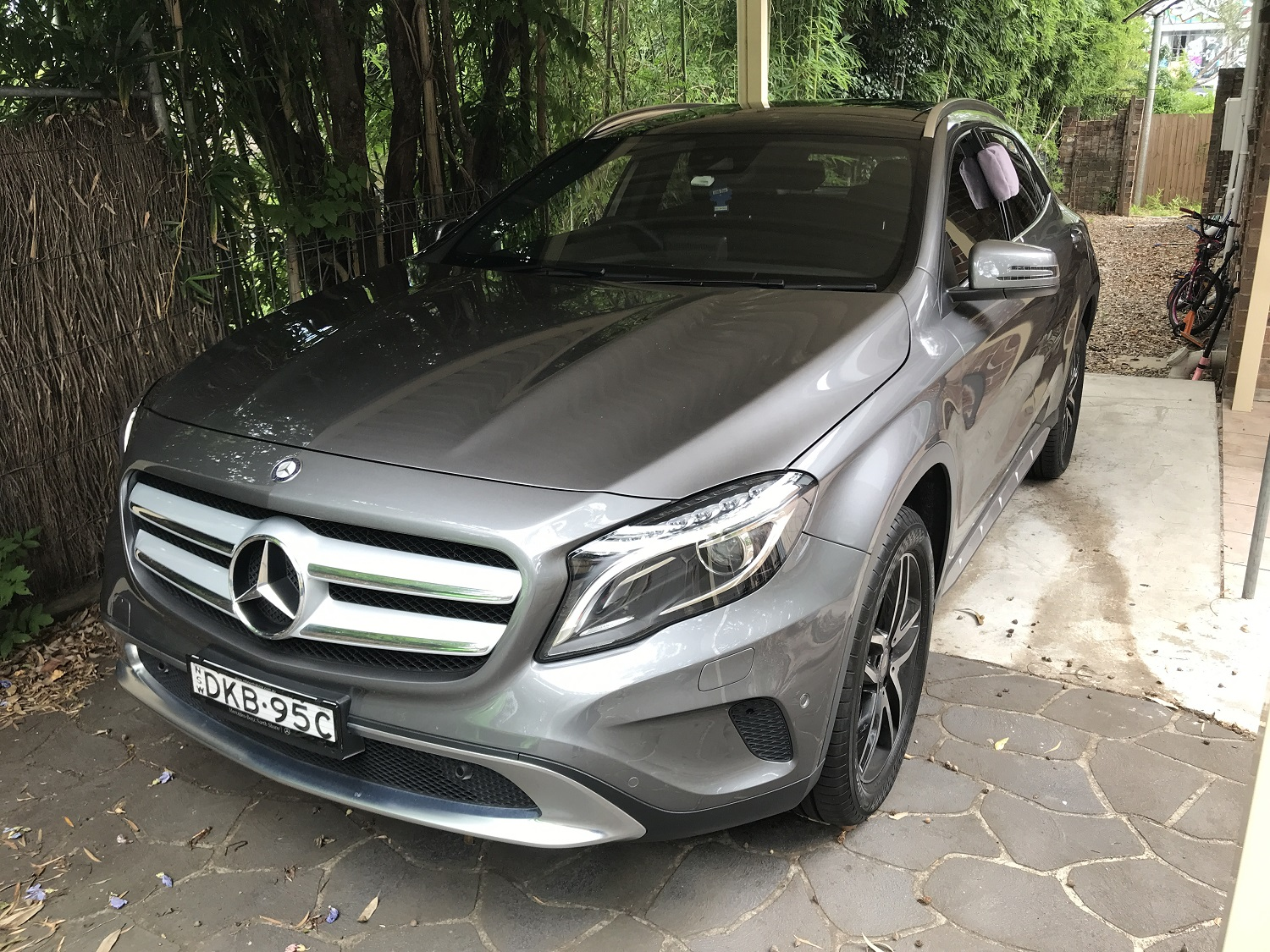 Picture of Dipender's 2016 Mercedes-Benz GLA180