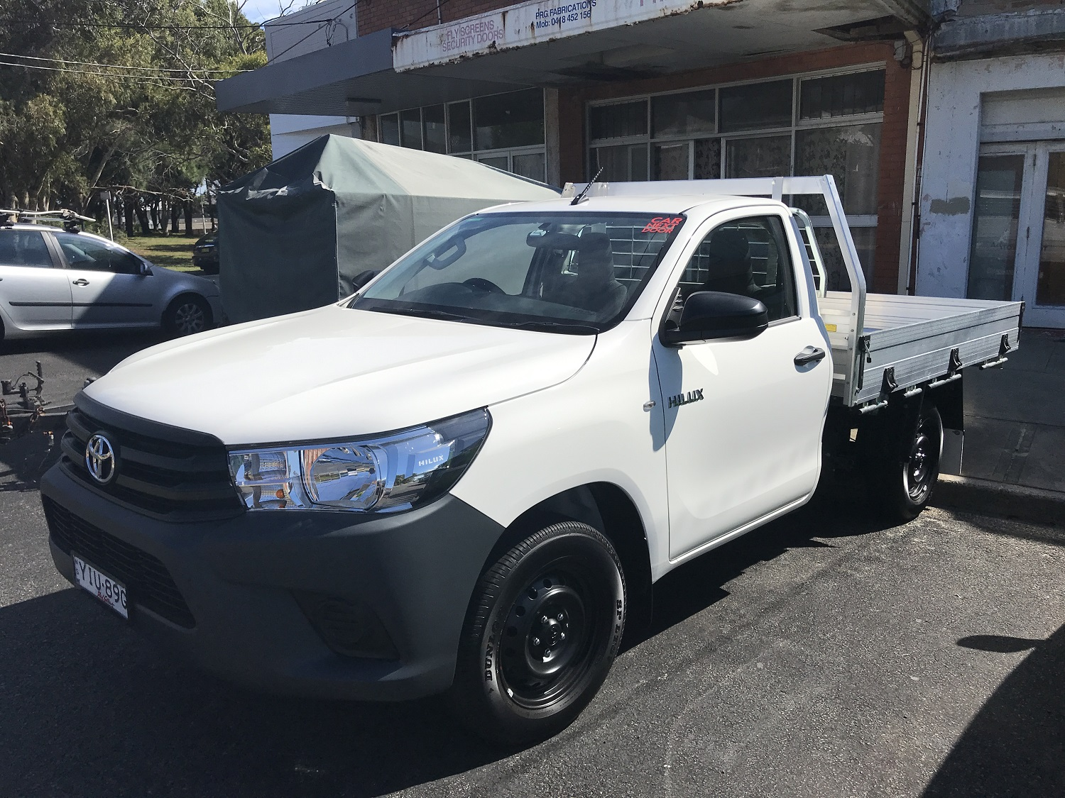 Picture of Terry's 2018 Toyota Hilux