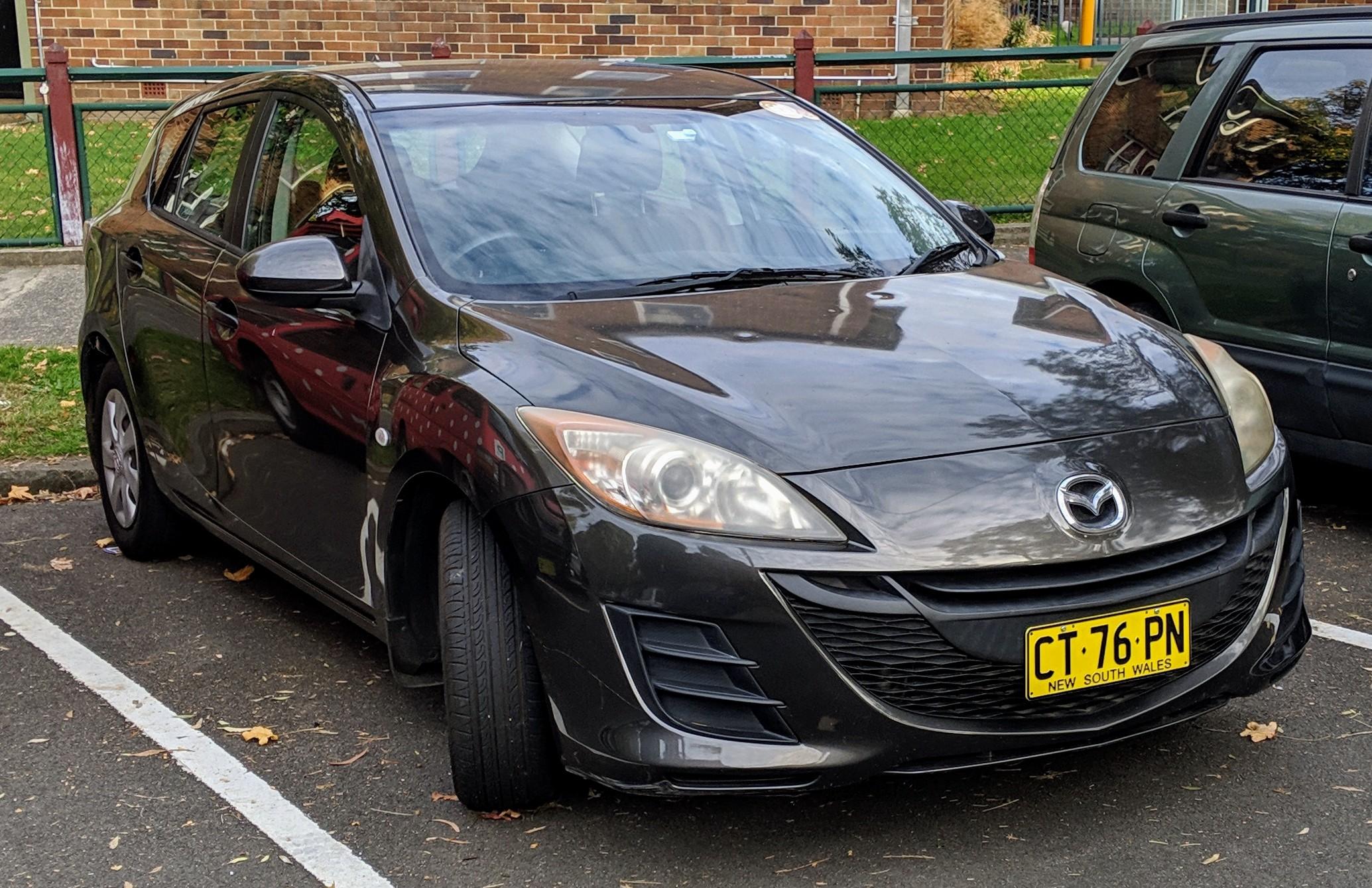 Picture of Jackson's 2010 Mazda 3