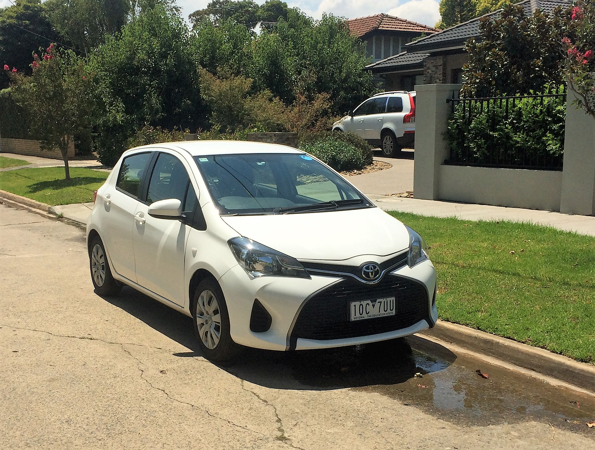 Picture of Alexandros' 2016 Toyota Yaris