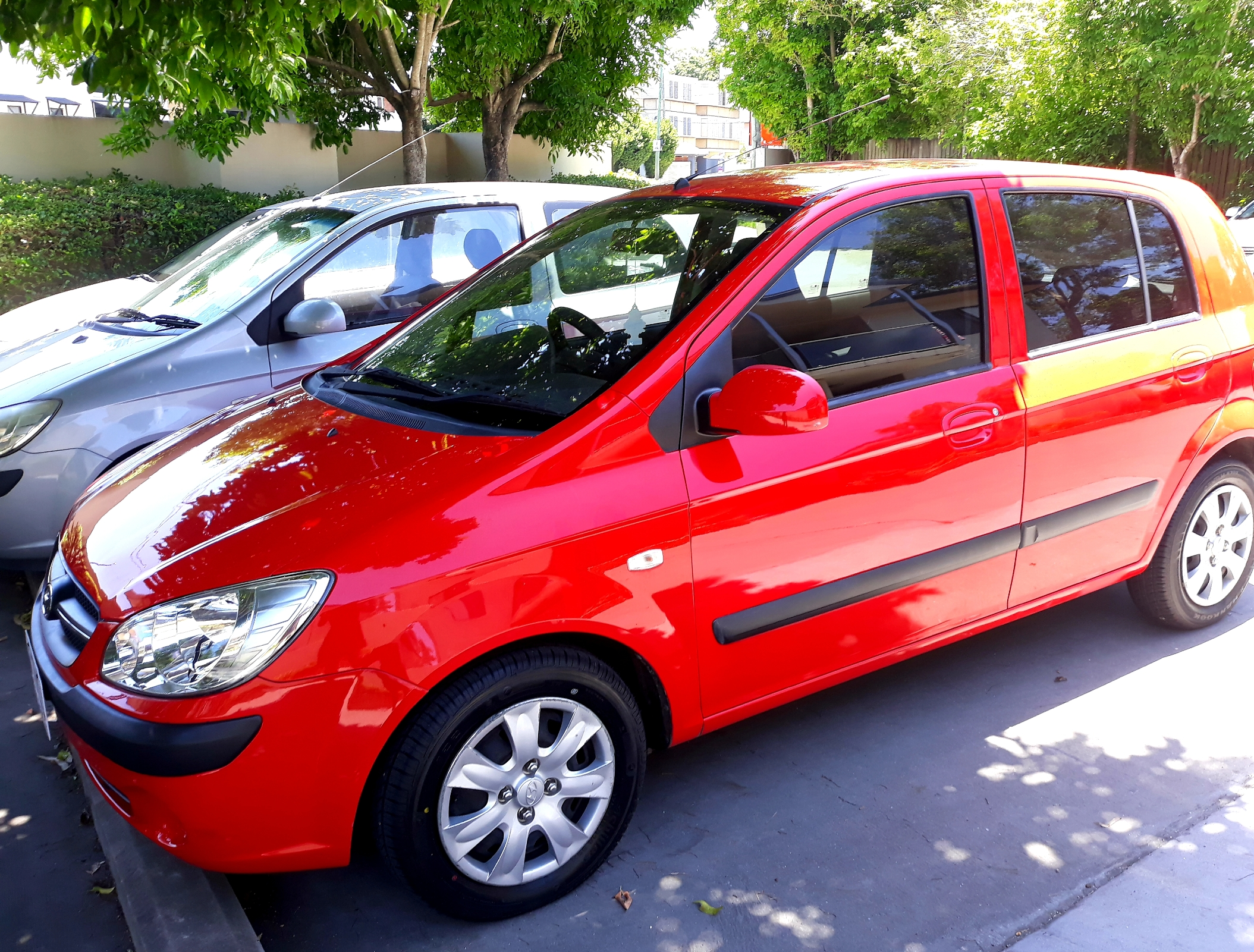 Picture of Larissa's 2010 Hyundai Getz