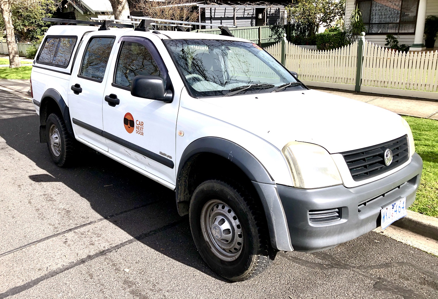 Picture of Jake's 2003 Holden Rodeo