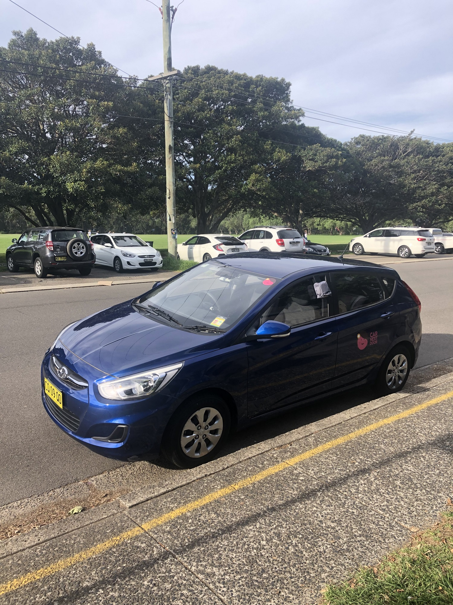 Picture of Campbell's 2016 Hyundai Accent