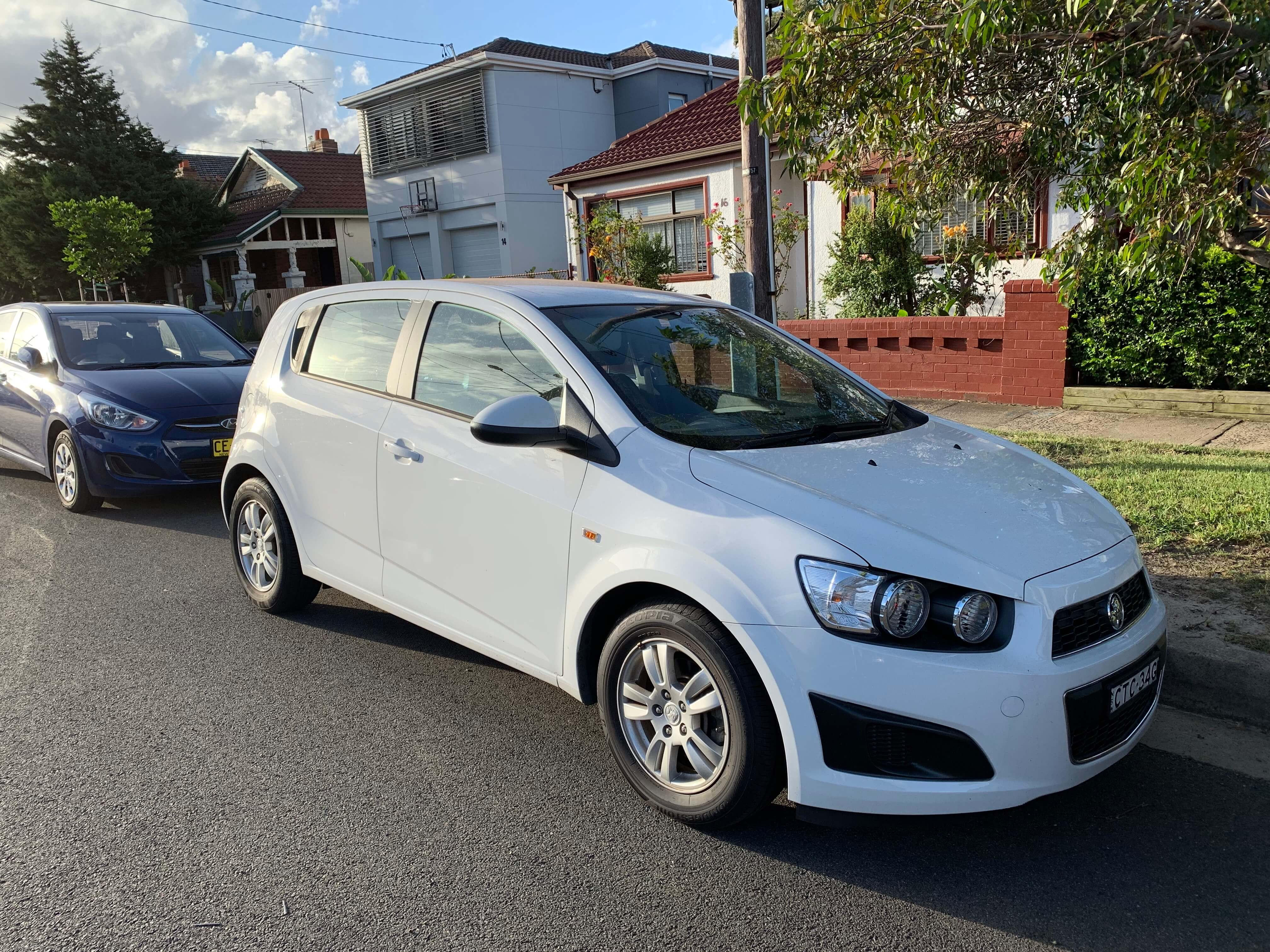Picture of Steven's 2014 Holden Barina
