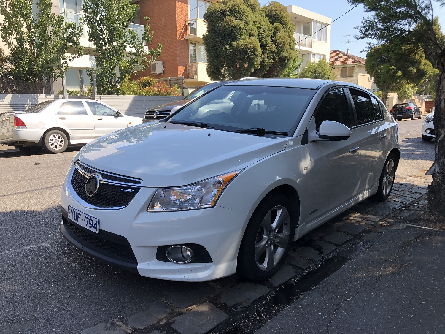 Picture of Lisa's 2012 Holden Cruze