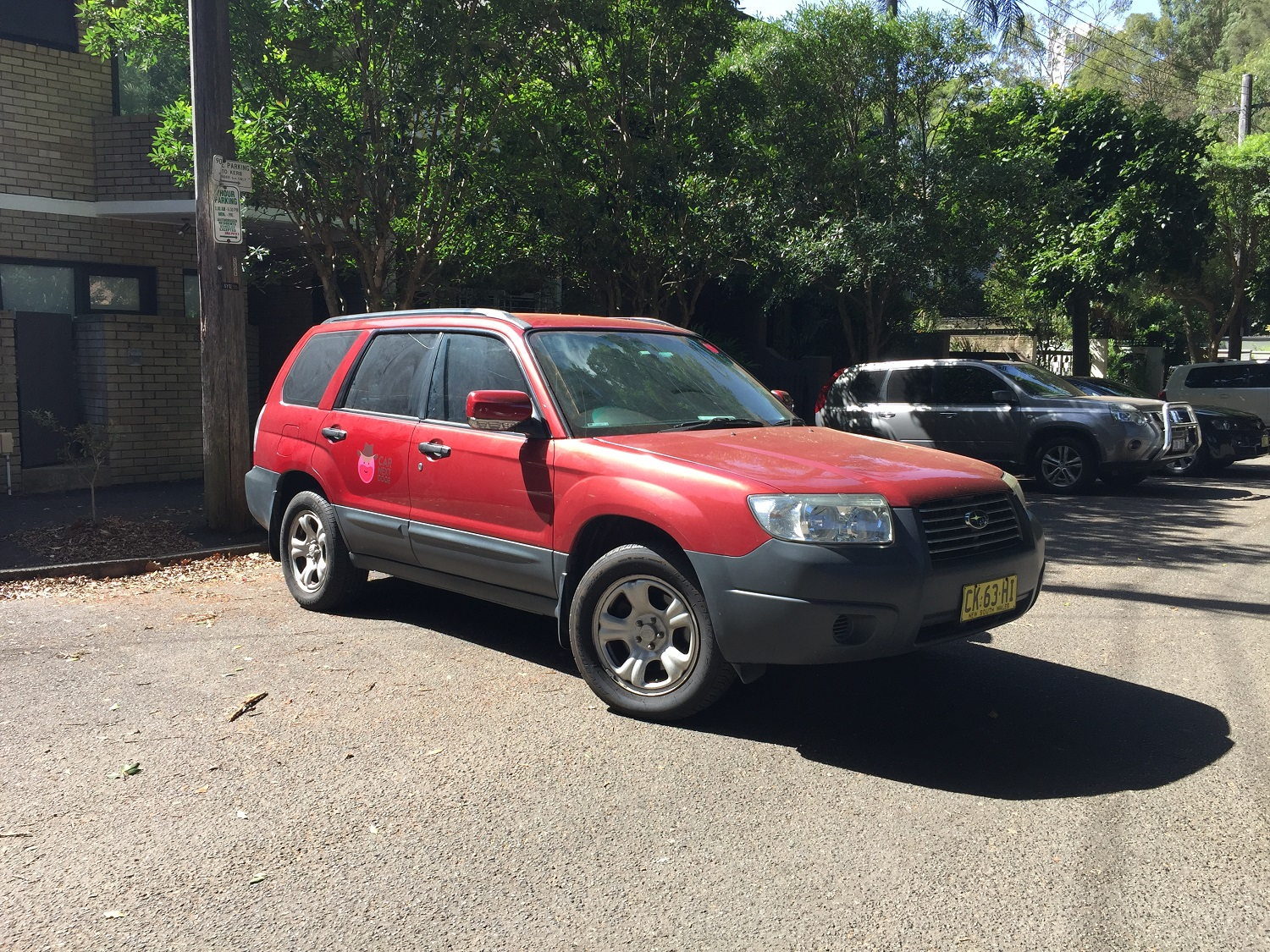 Picture of Jordan's 2007 Subaru Forester