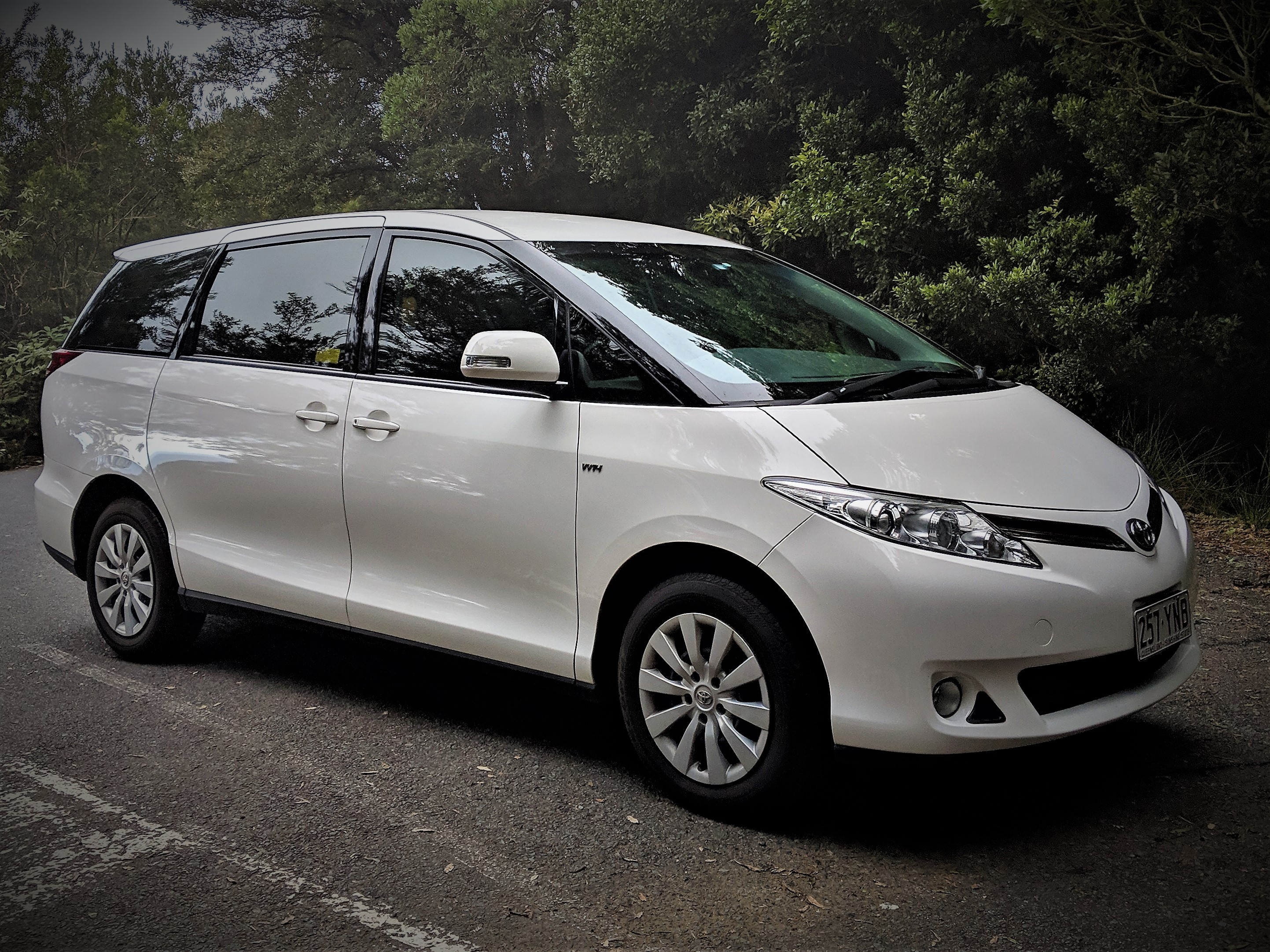 Picture of Jesani's 2014 Toyota Tarago