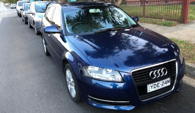 Picture of David's 2011 Audi A3