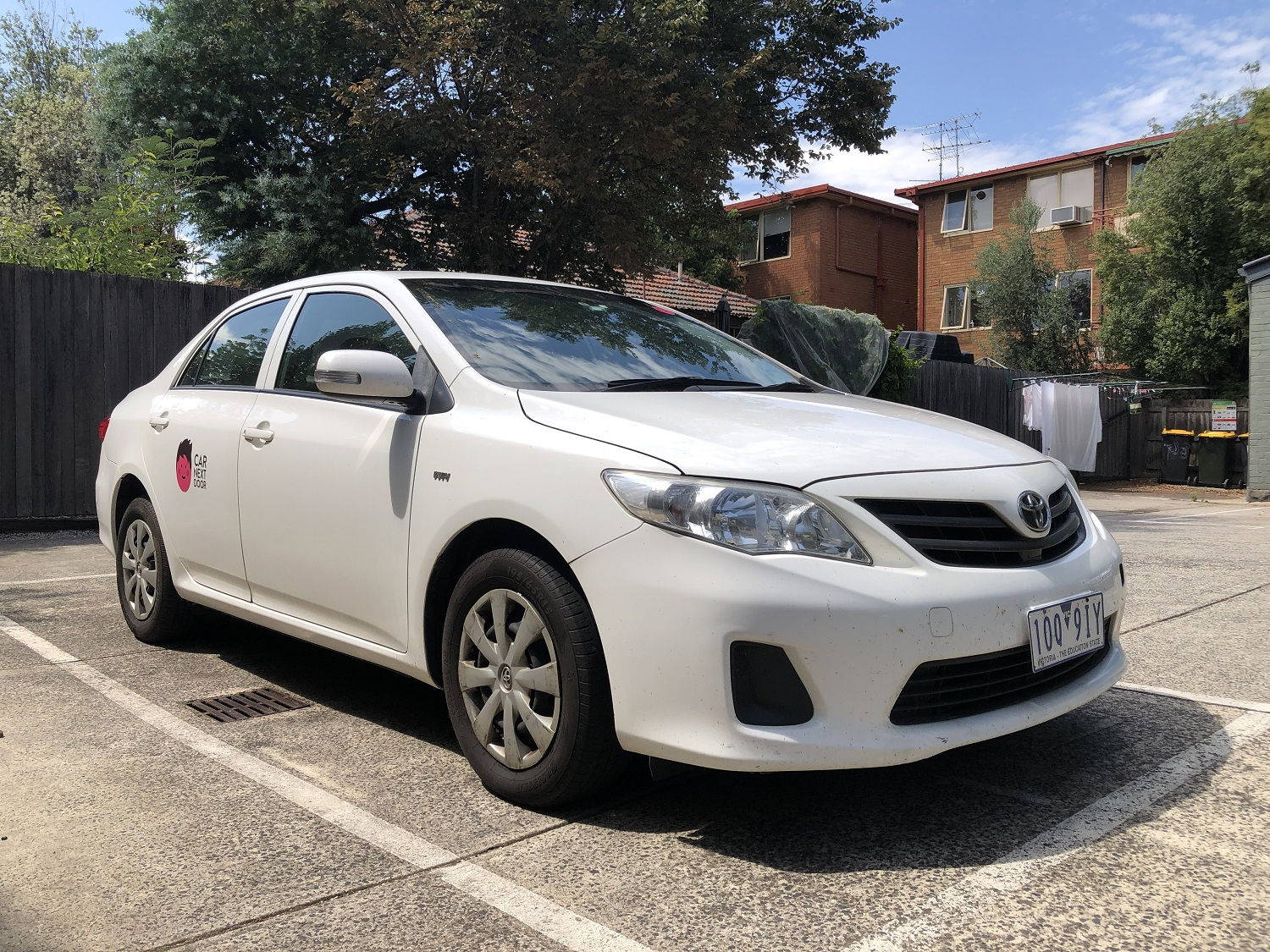Picture of Mark's 2013 Toyota Corolla