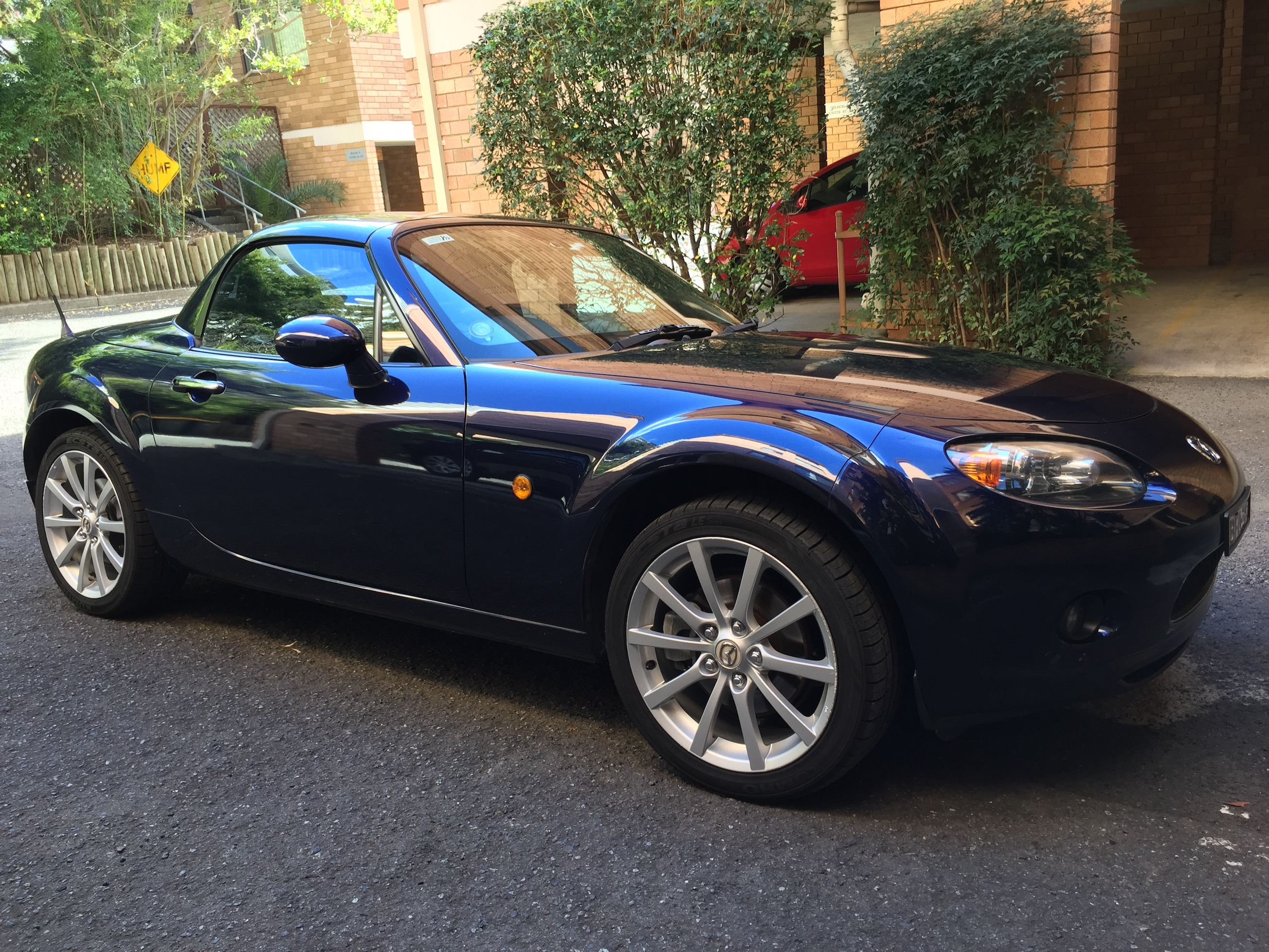 Picture of Paul's 2008 Mazda MX-5
