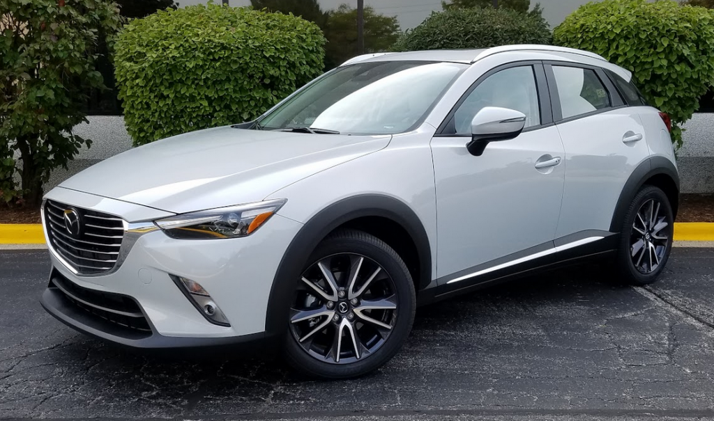 Picture of Kimba's 2016 Mazda CX3