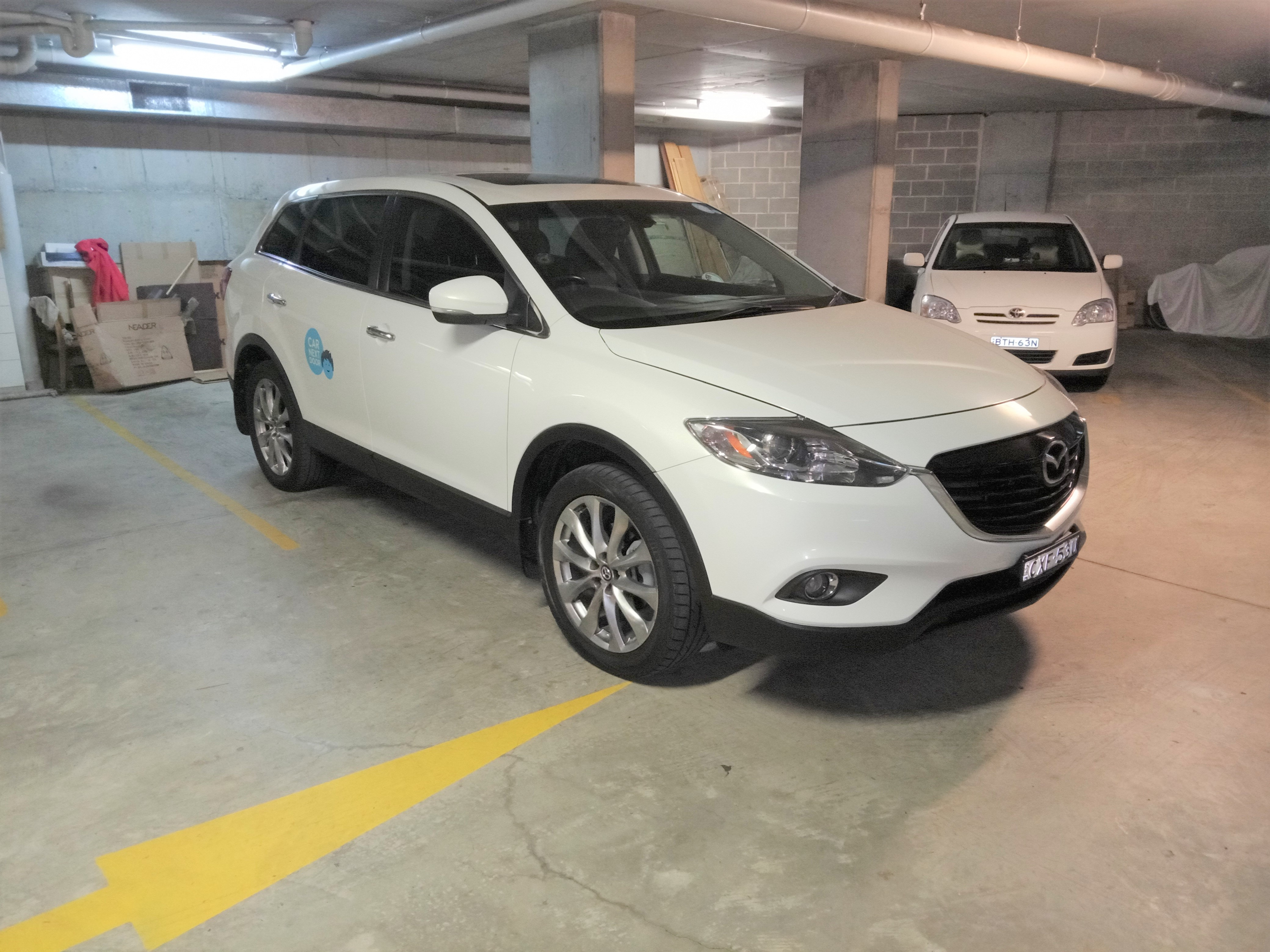 Picture of Karthikeyan's 2014 Mazda CX9