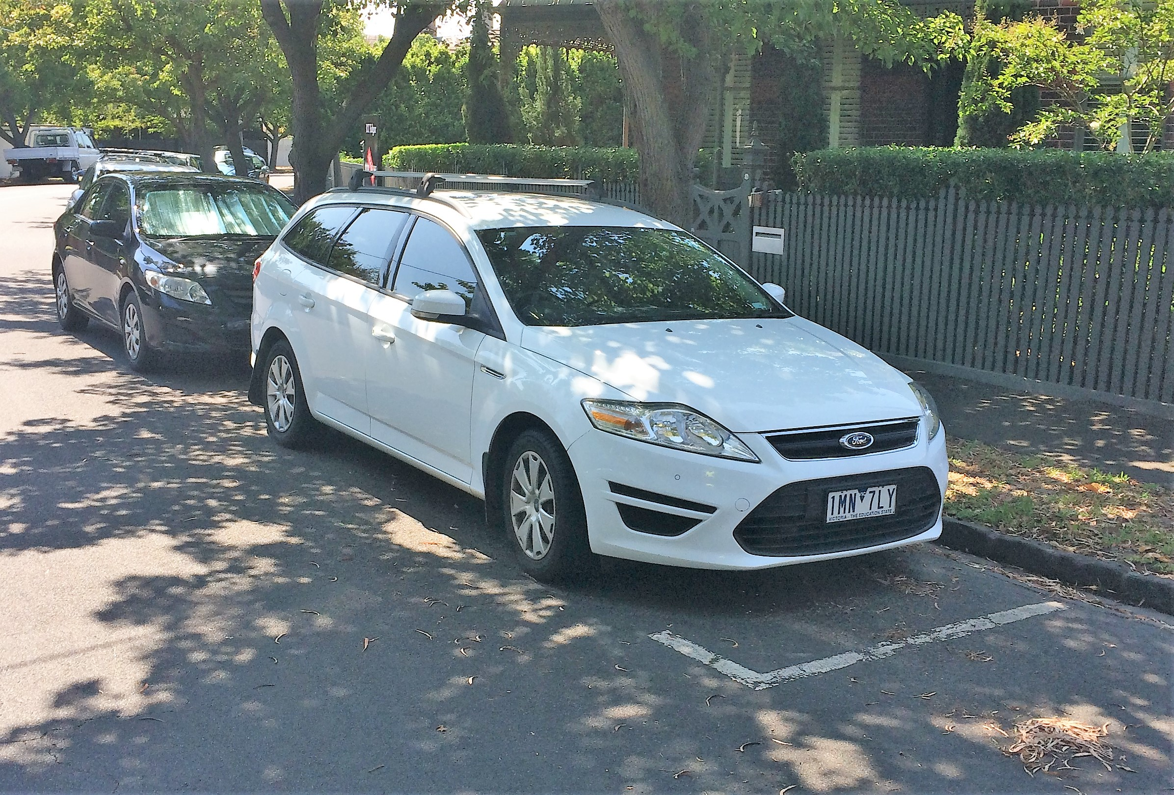 Picture of Michael's 2012 Ford Mondeo