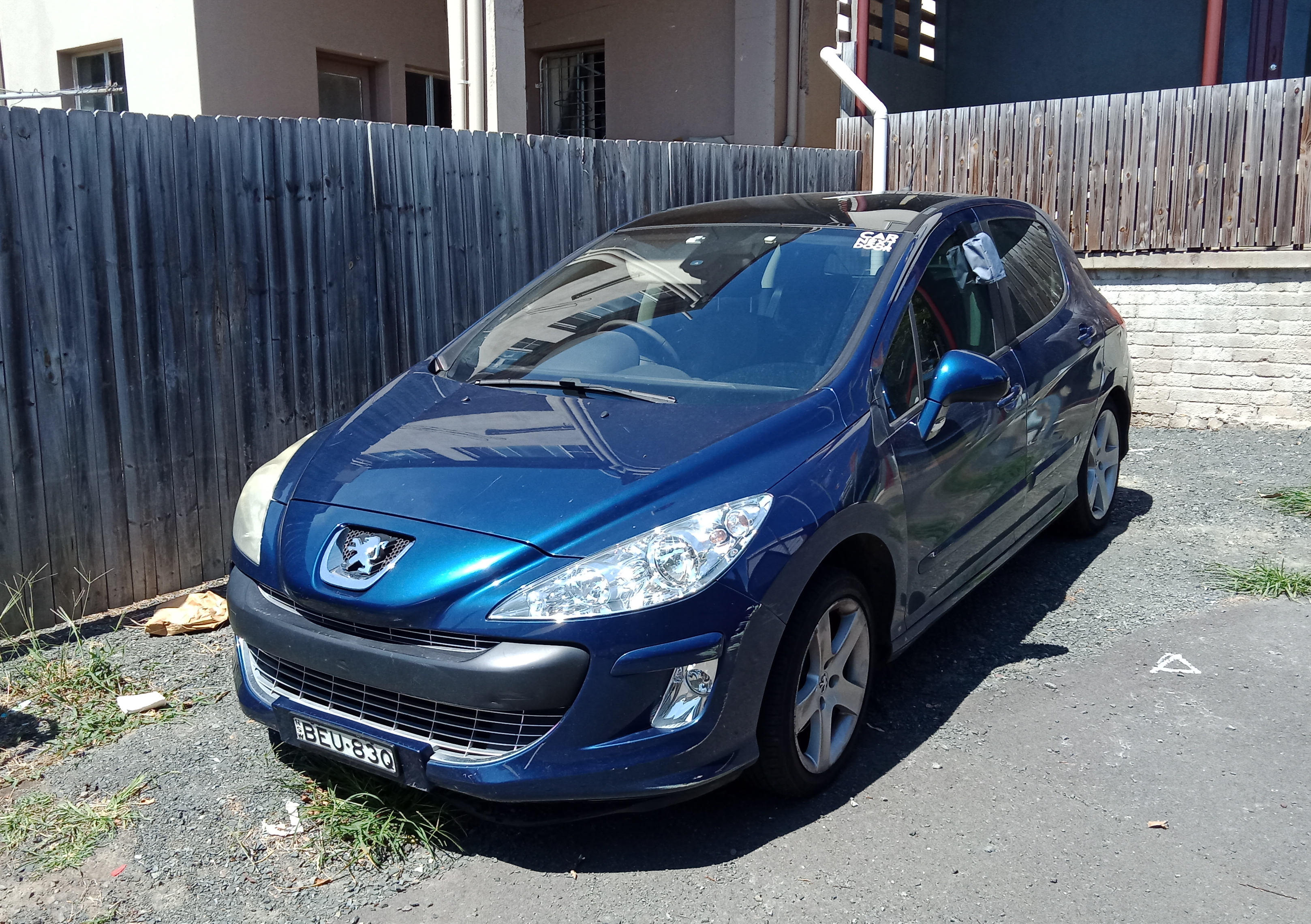 Picture of Jessie's 2008 Peugeot 308