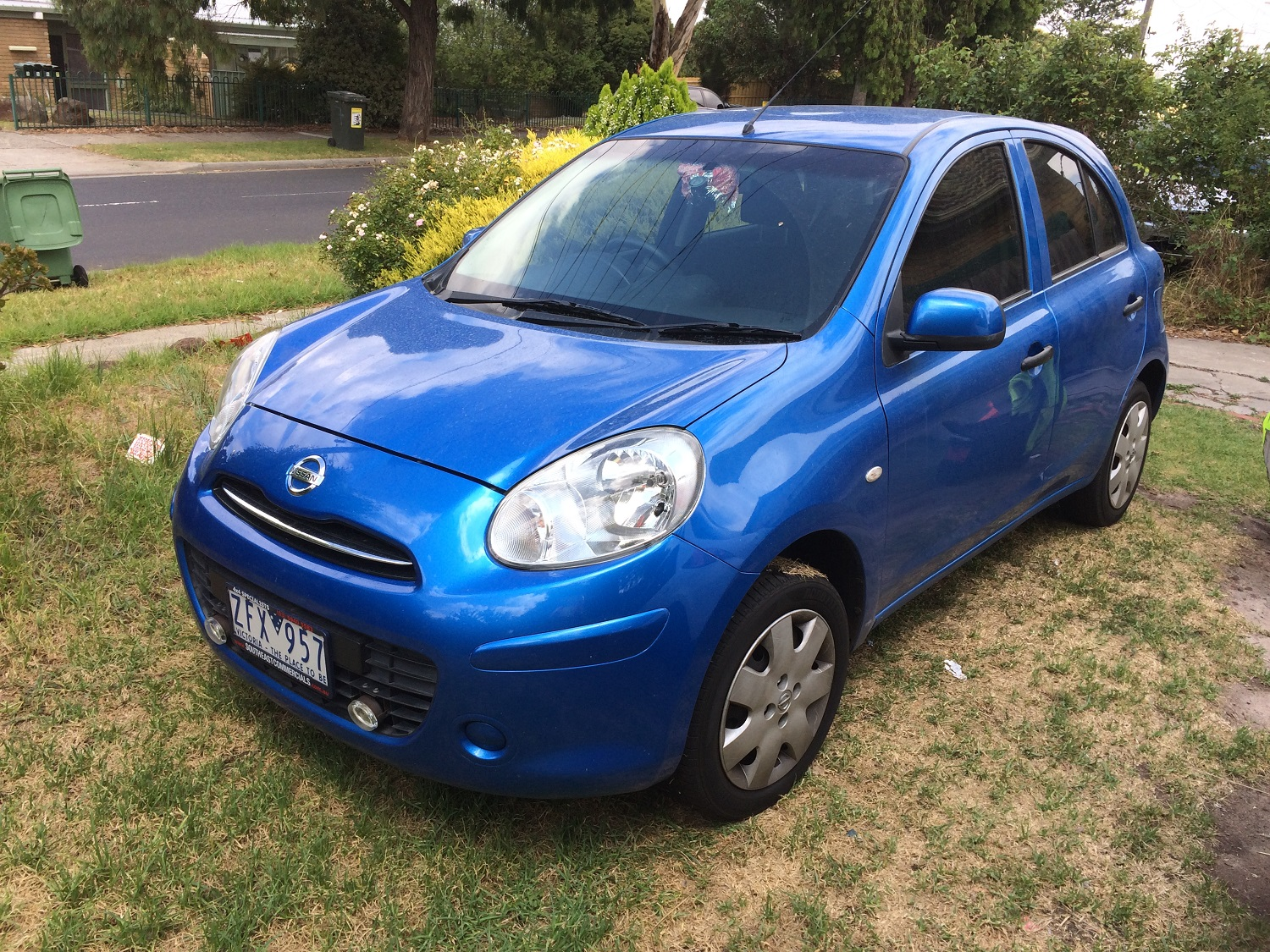 Picture of Rohit's 2012 Nissan Micra