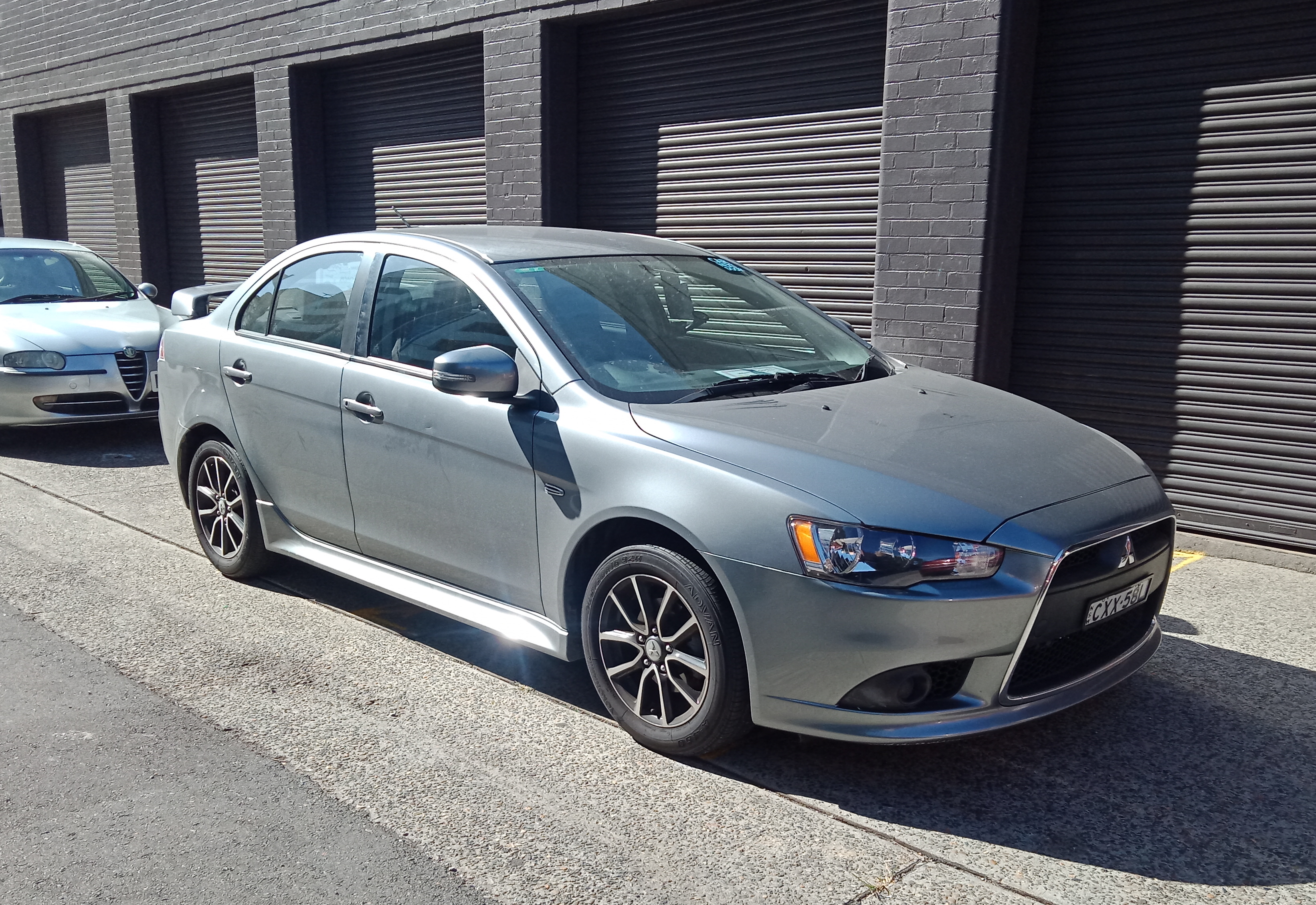 Picture of Jonathan's 2015 Mitsubishi Lancer