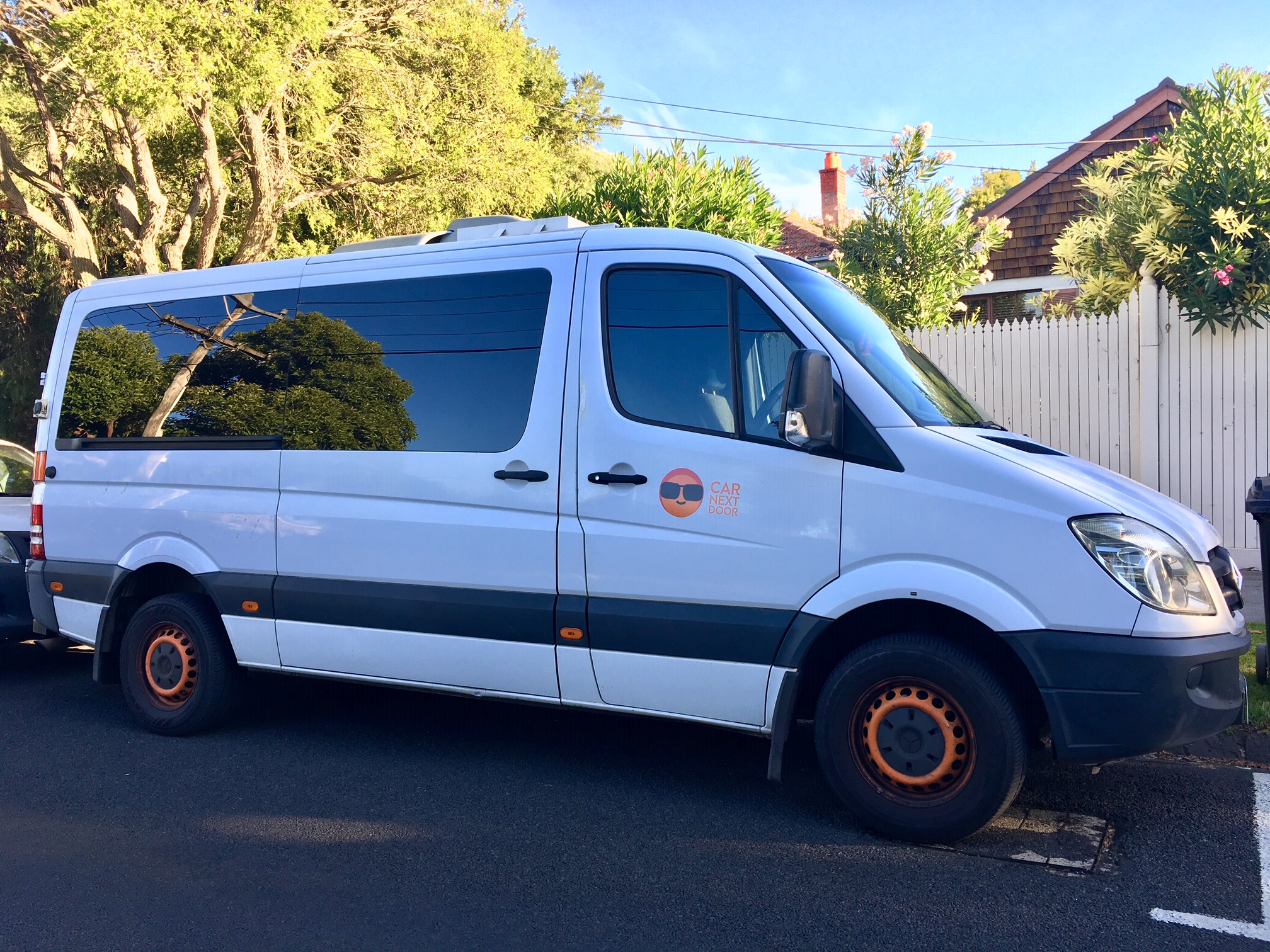 Picture of Alfred's 2009 Mercedes-Benz Sprinter
