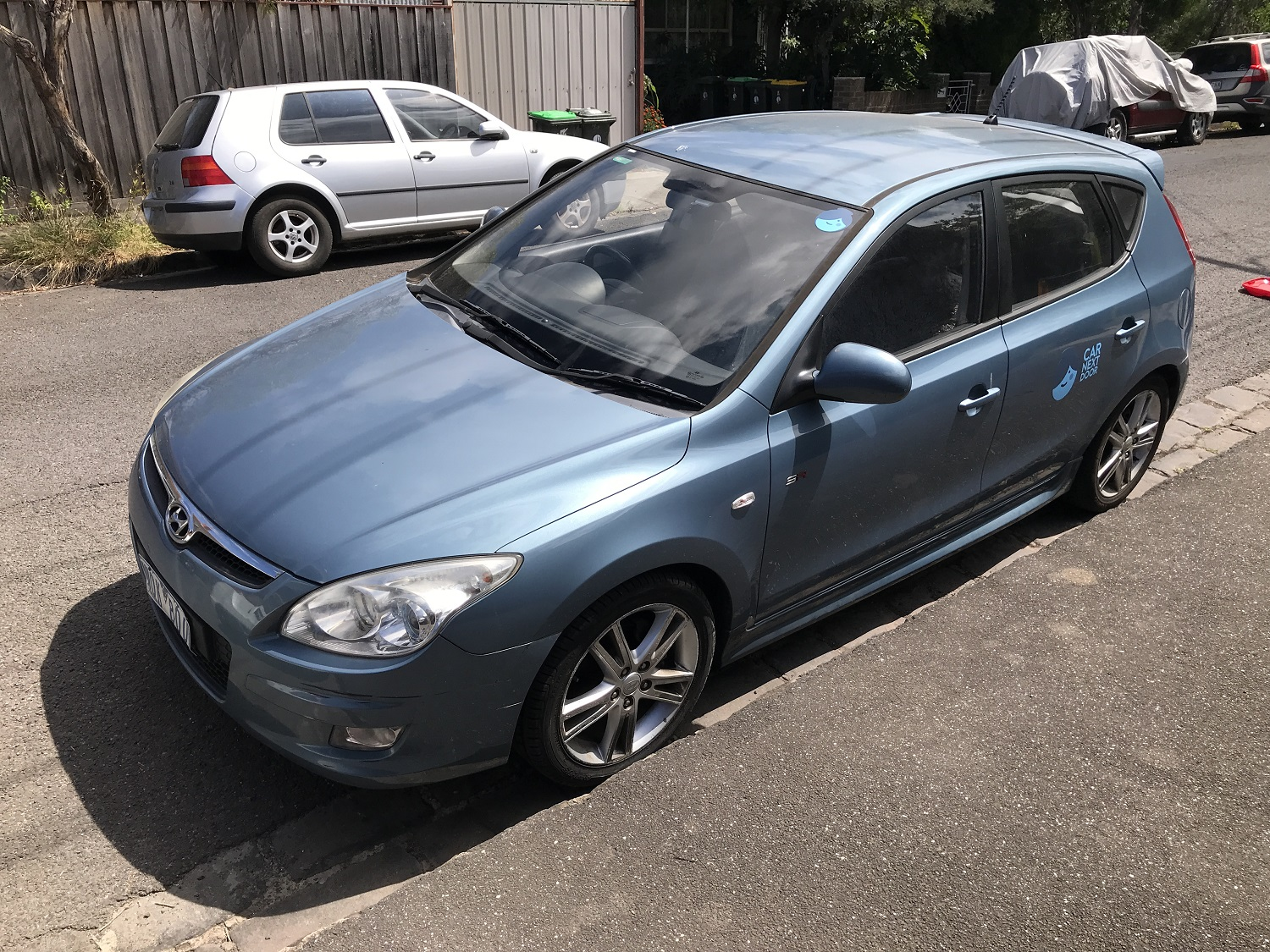 Picture of Warren's 2008 Hyundai i30