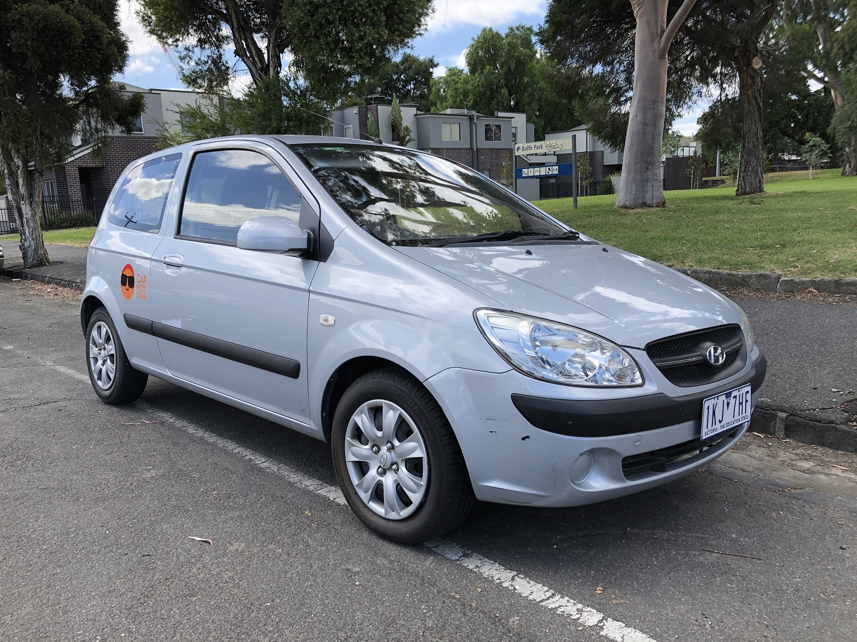 Picture of Kimberley's 2011 Hyundai Getz