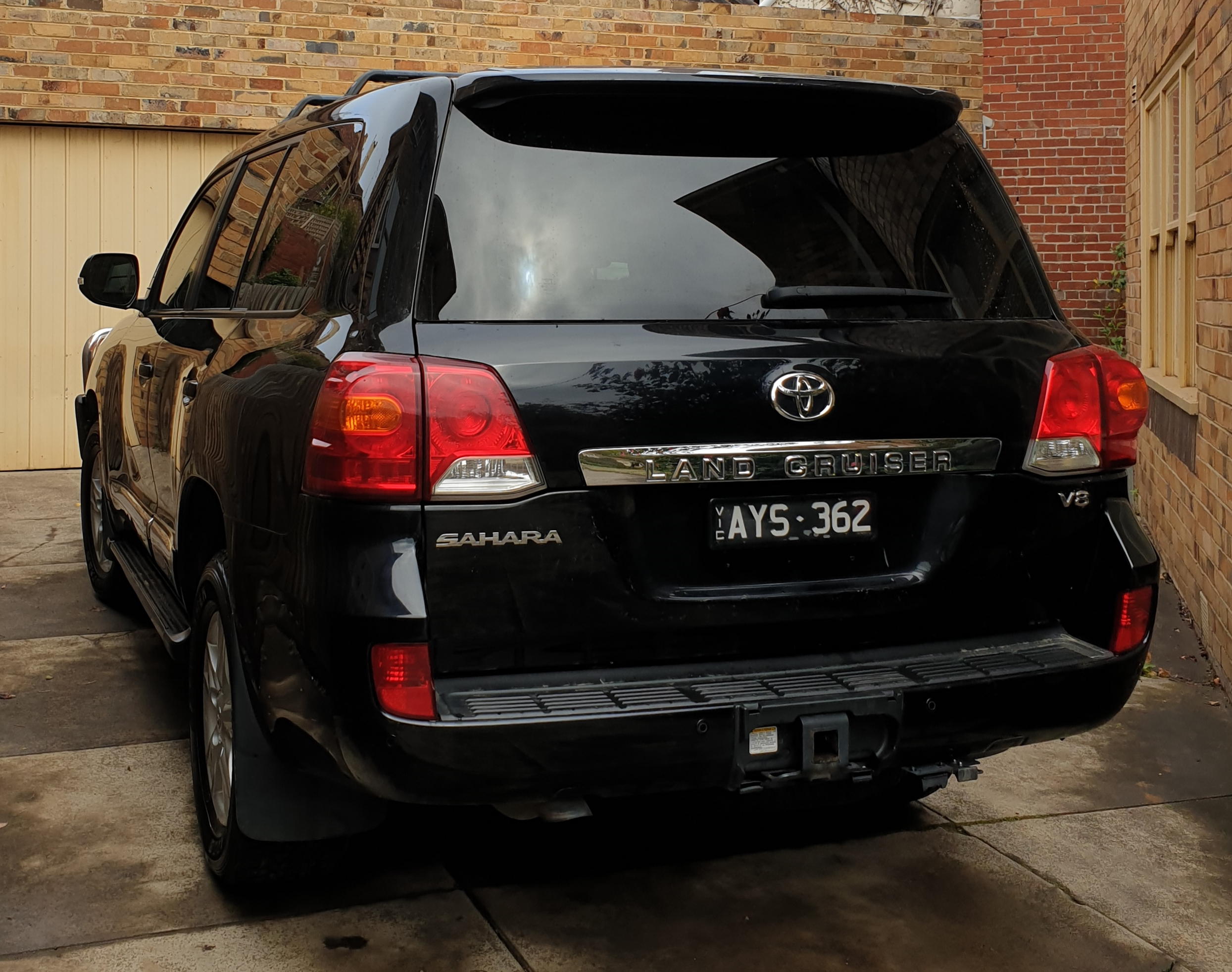 Picture of Ben's 2015 Toyota Land Cruiser
