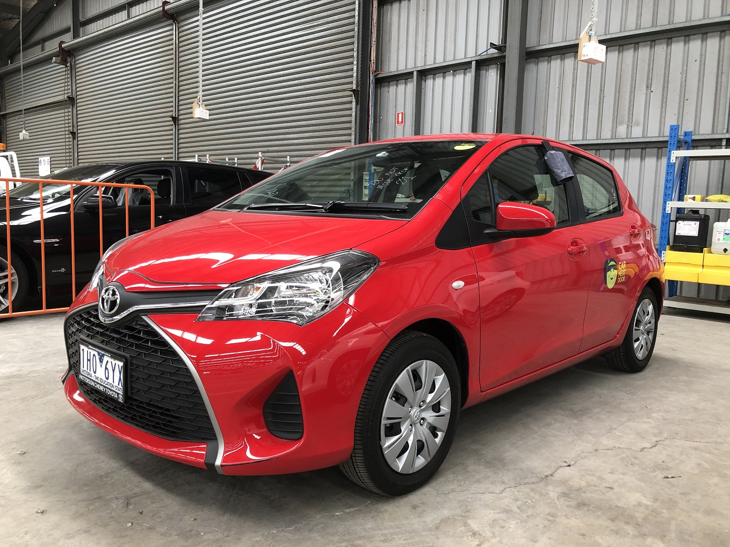 Picture of Peter's 2016 Toyota Yaris