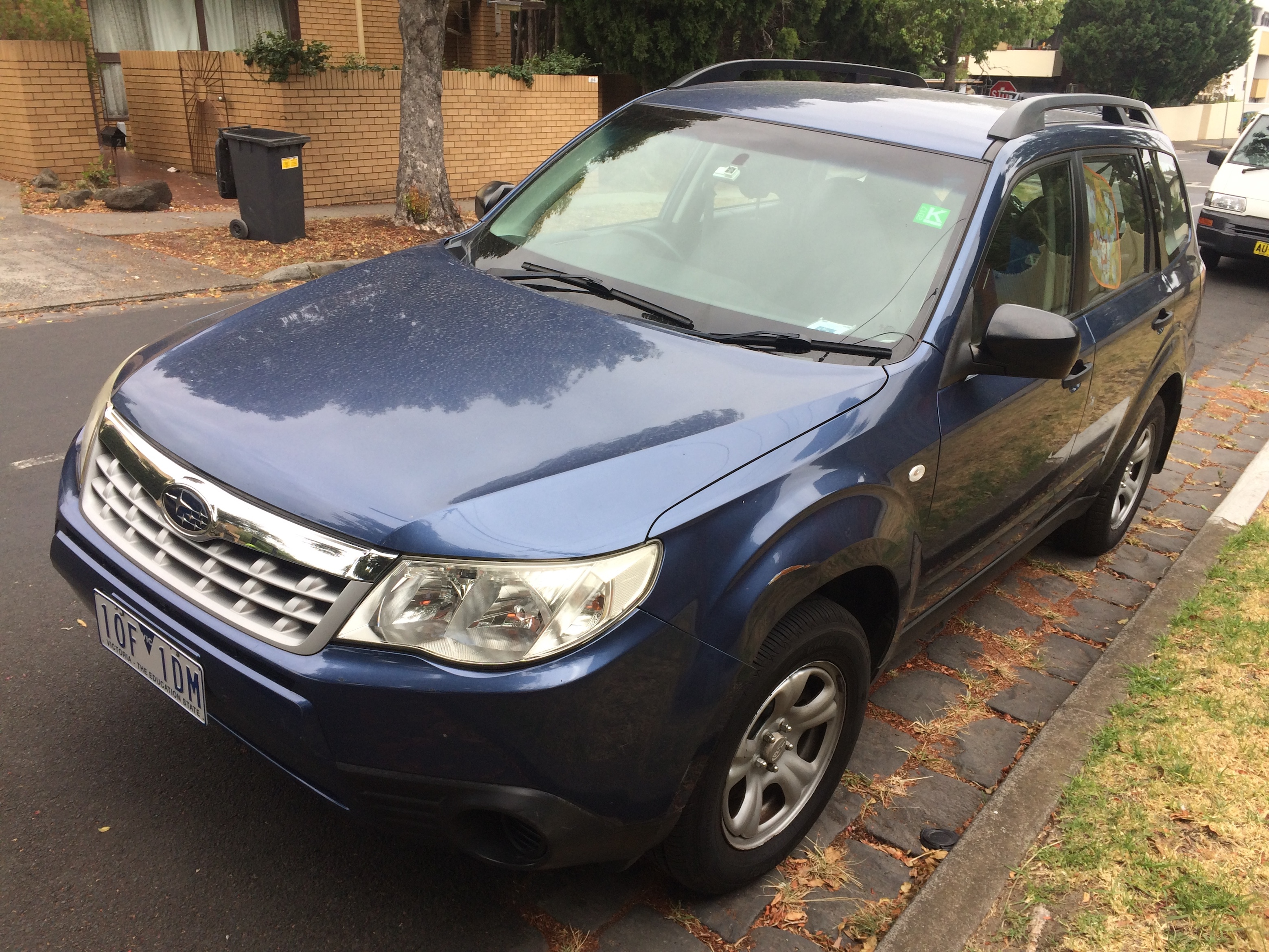 Picture of Daniel's 2011 Subaru Forester