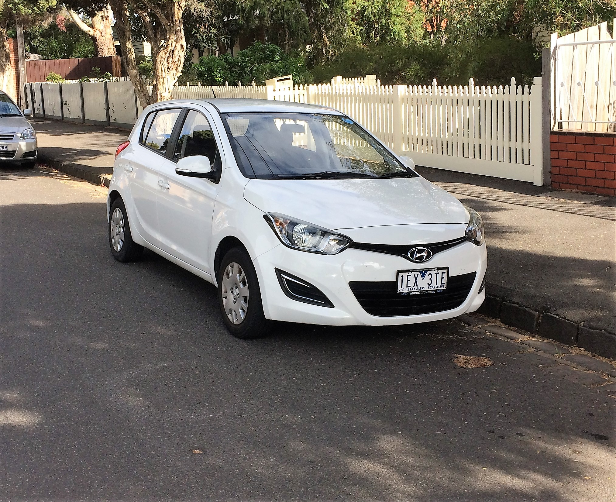Picture of Hannah's 2013 Hyundai i20