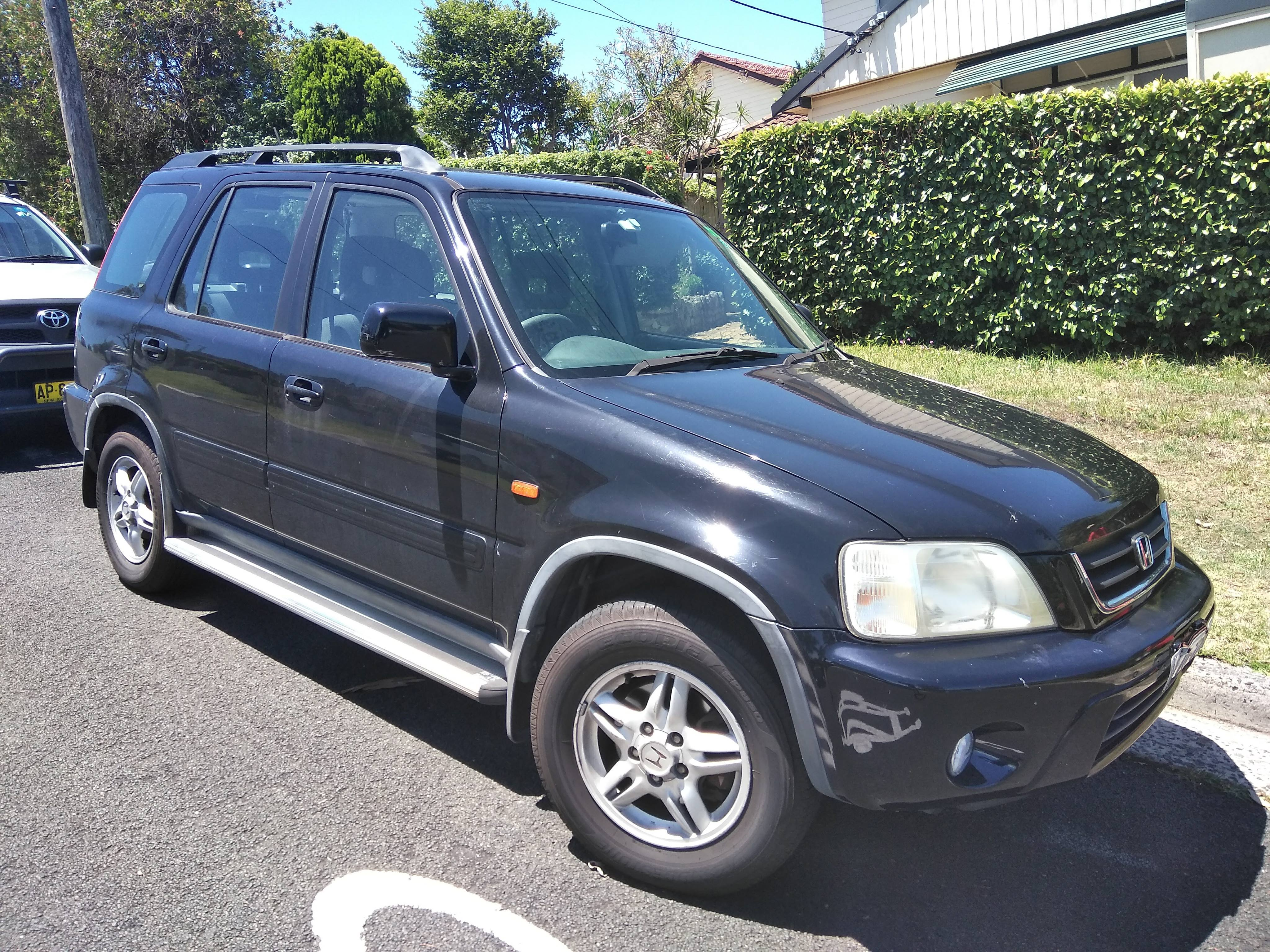 Picture of Benjamin's 2001 Honda CR-V