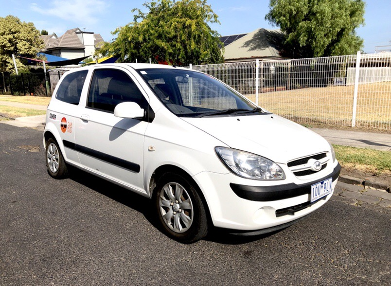 Picture of Rosetta's 2007 Hyundai Getz