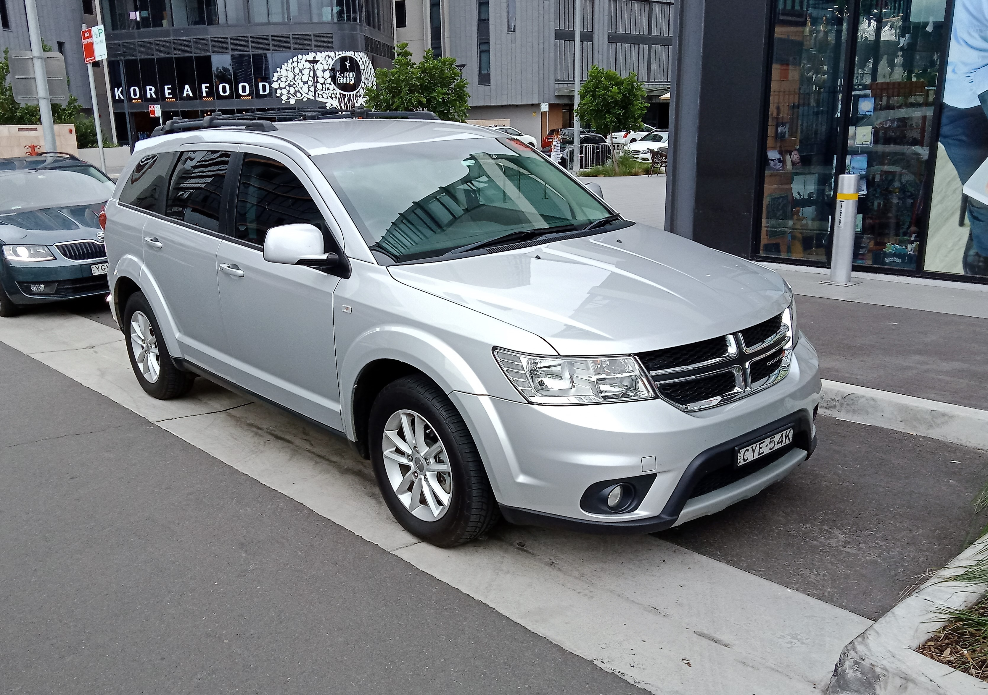 Picture of Murtuza's 2014 Dodge Journey
