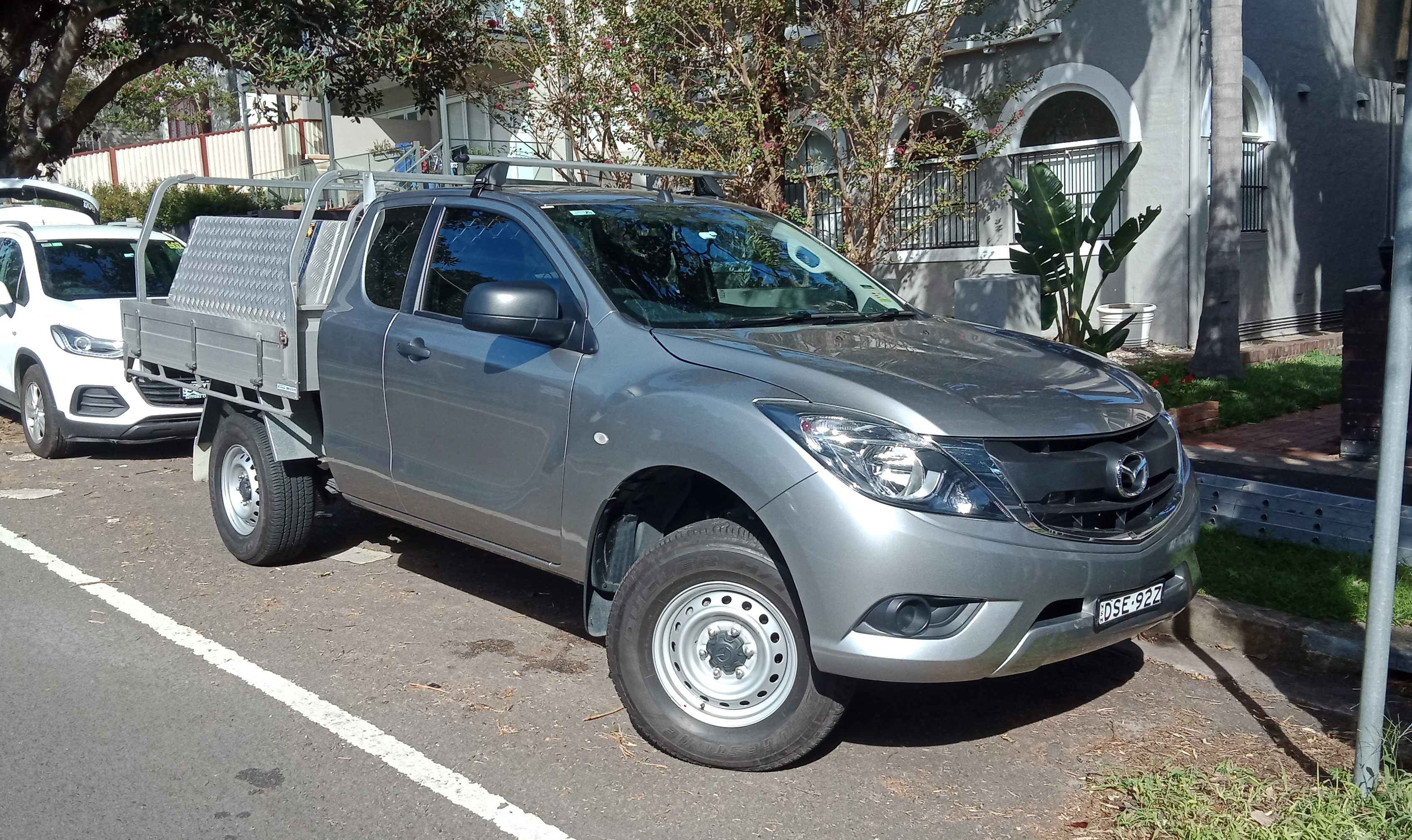 Picture of Paul's 2017 Mazda BT50