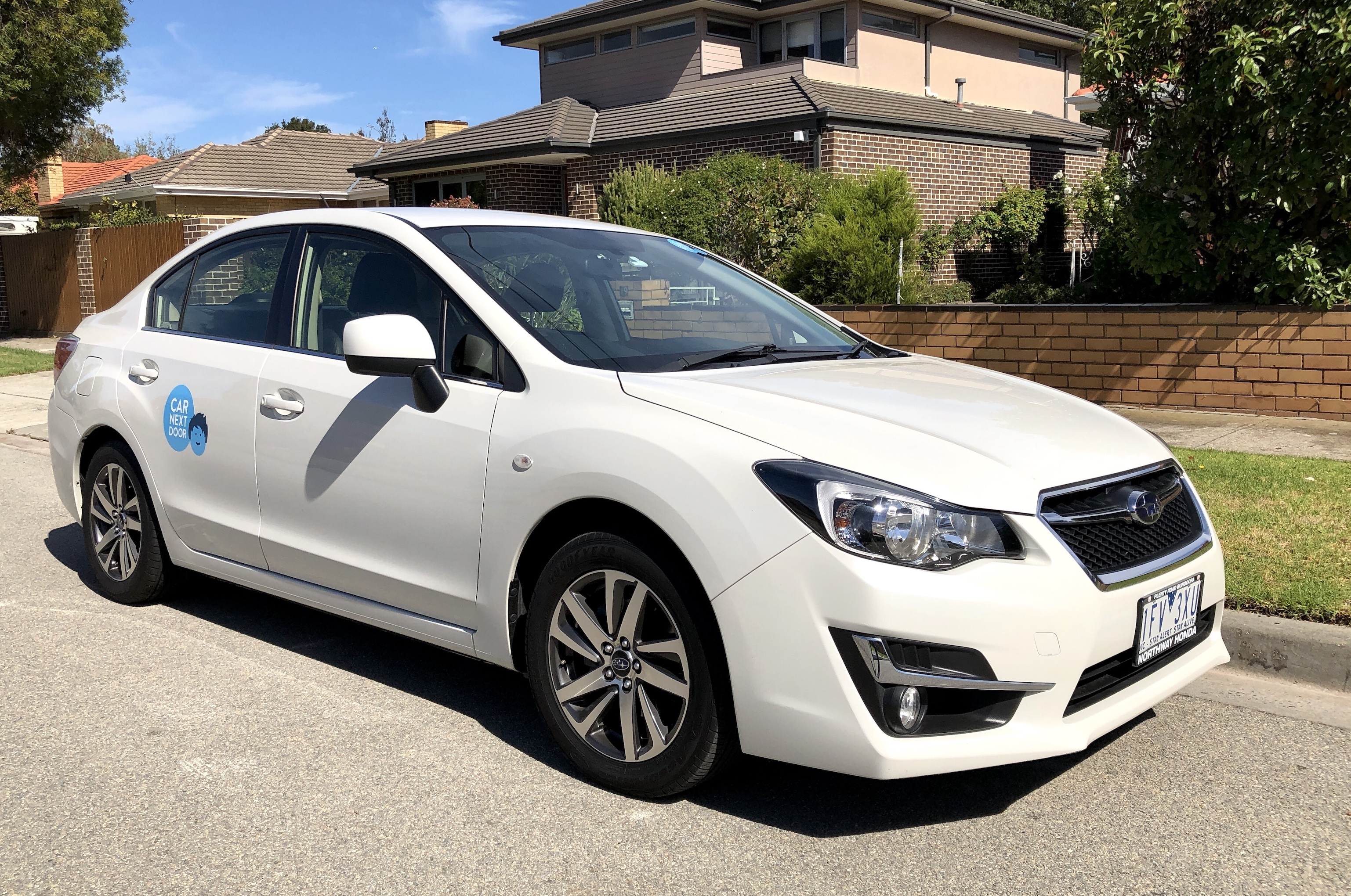 Picture of Garry's 2015 Subaru Impreza