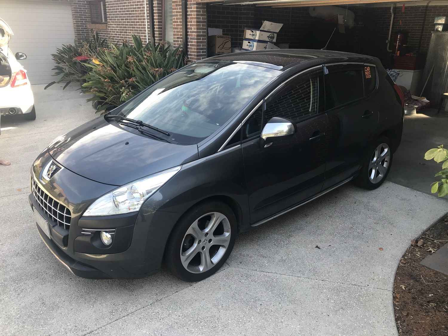 Picture of Ron's 2010 Peugeot 3008