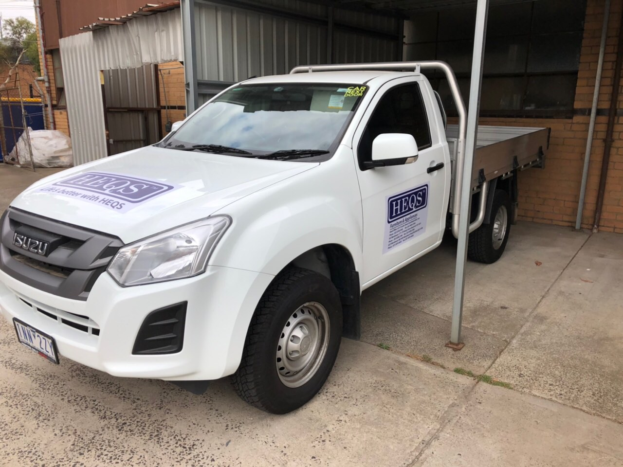 Picture of Qifeng's 2018 Isuzu D-Max Sx Hi-Ride