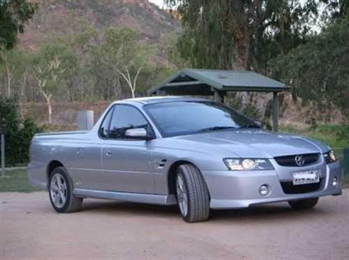 Picture of Anthony's 2006 Holden Commodore UTE