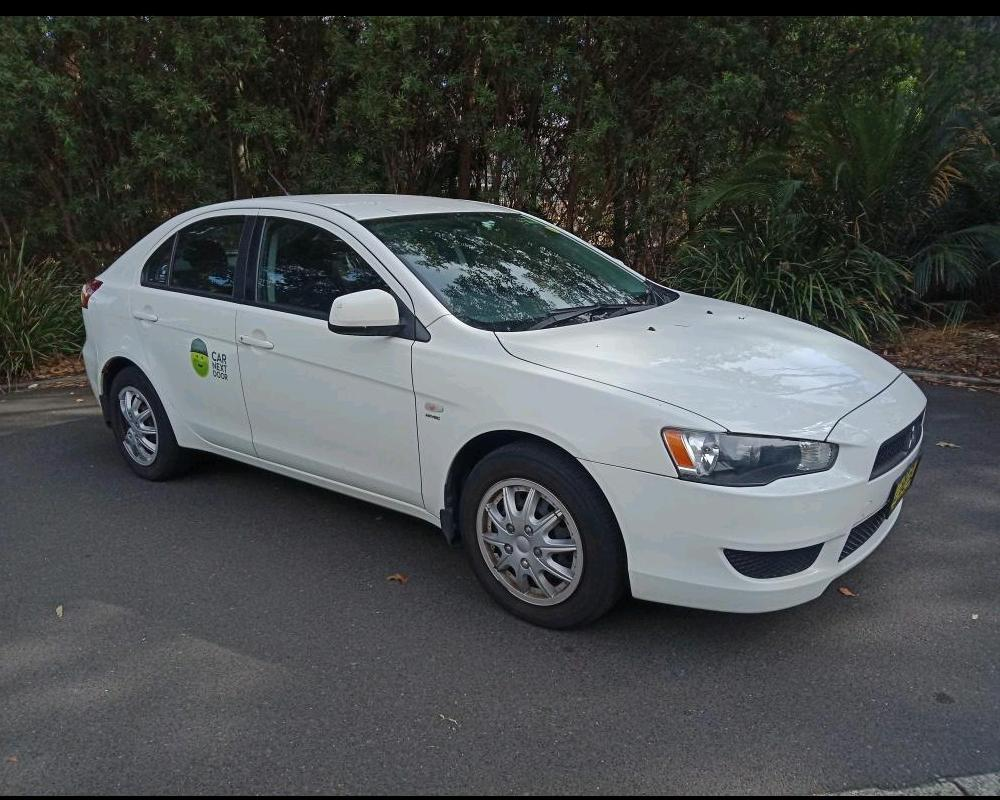 Picture of William's 2009 Mitsubishi Lancer