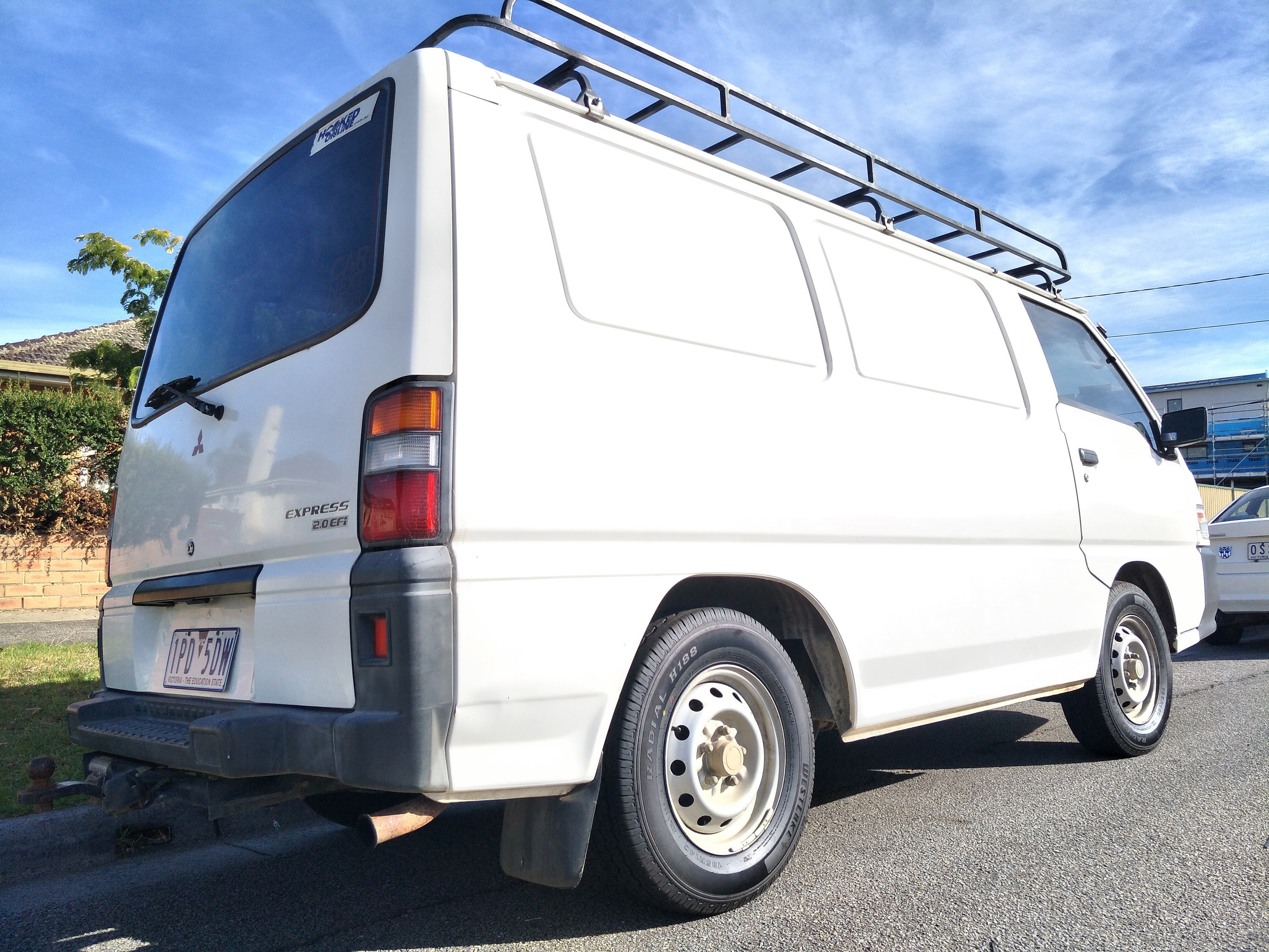 Picture of Matthew's 2005 Mitsubishi Express