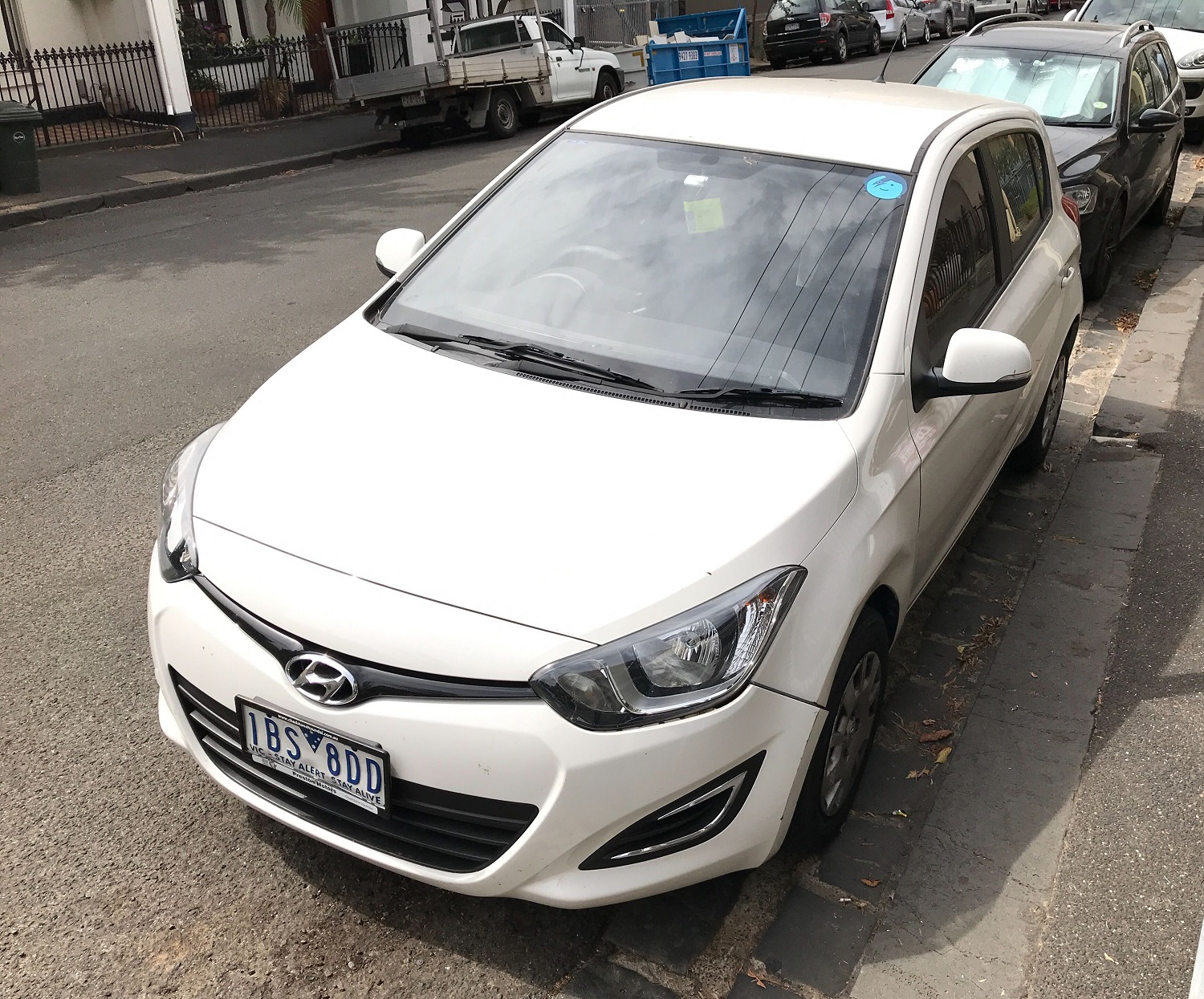 Picture of Olivia's 2014 Hyundai i20