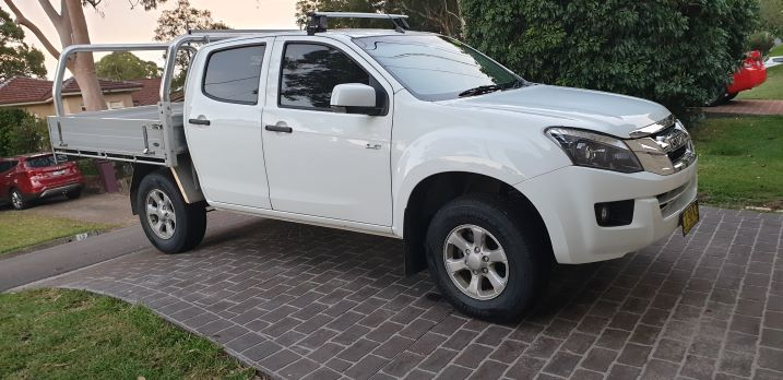 Picture of George's 2016 Isuzu D-Max
