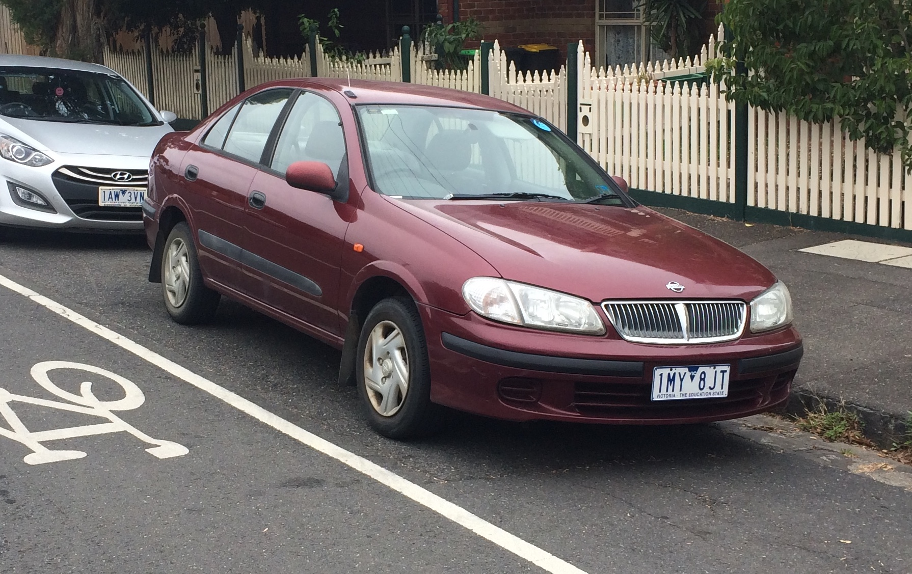 Picture of David's 2001 Nissan Pulsar