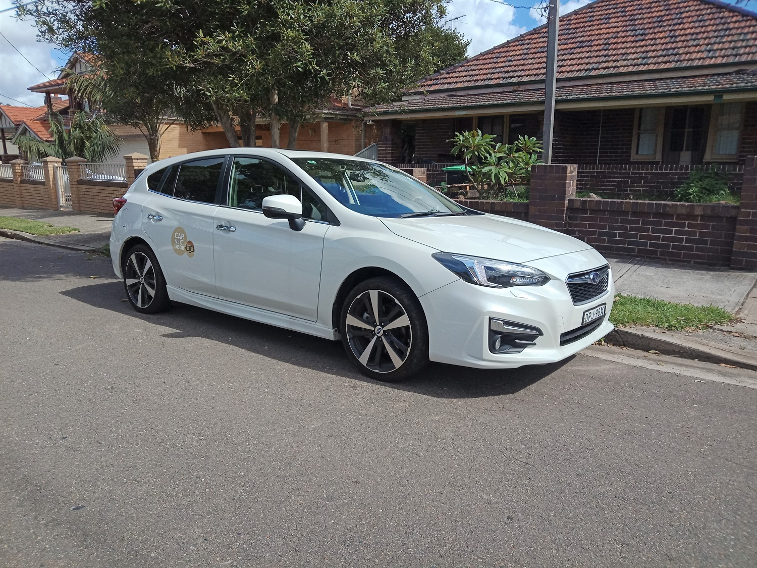 Picture of Michael Robert's 2017 Subaru Impreza